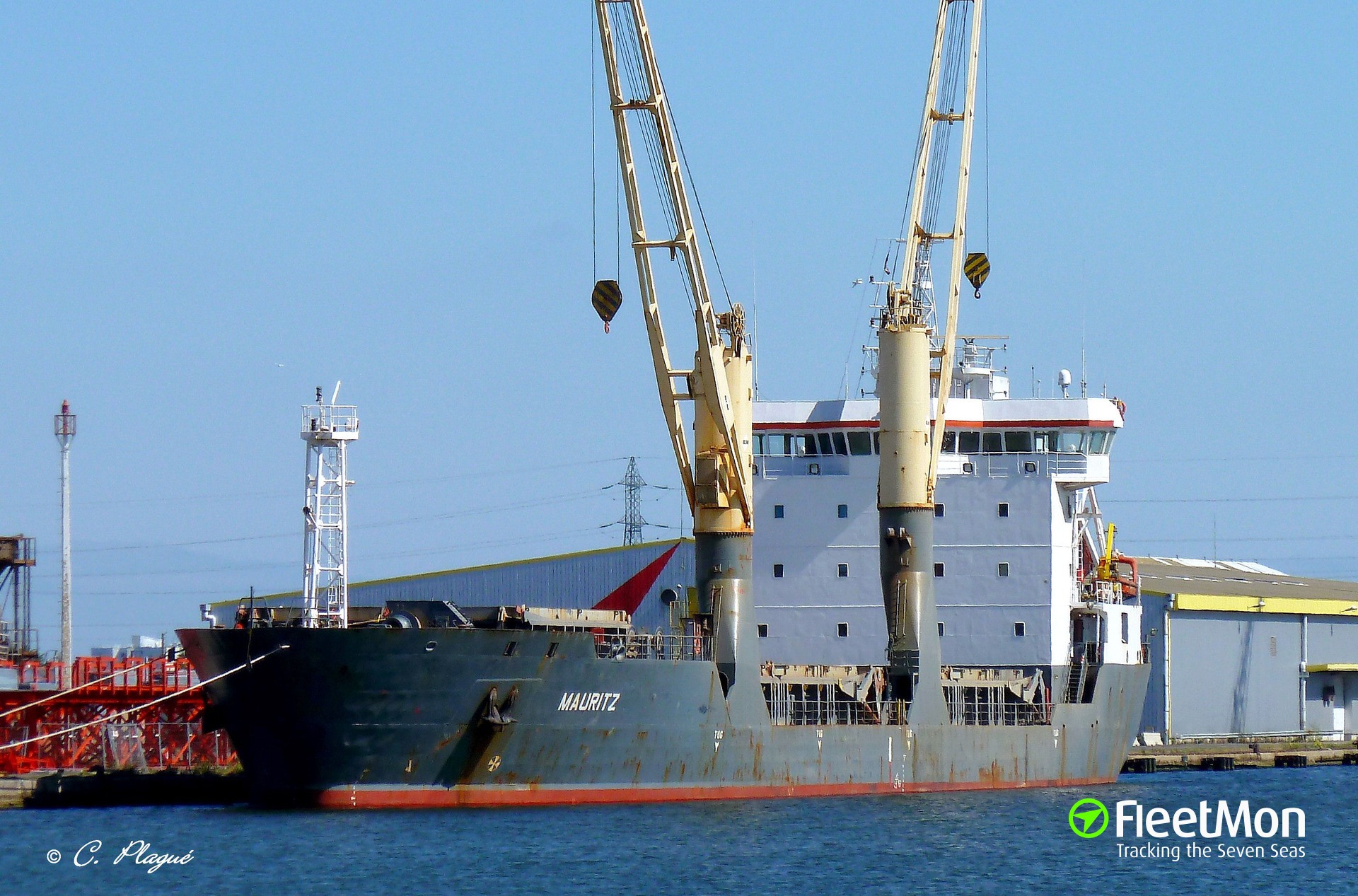 General cargo vessel Norwind troubled in Gulf of Corinth