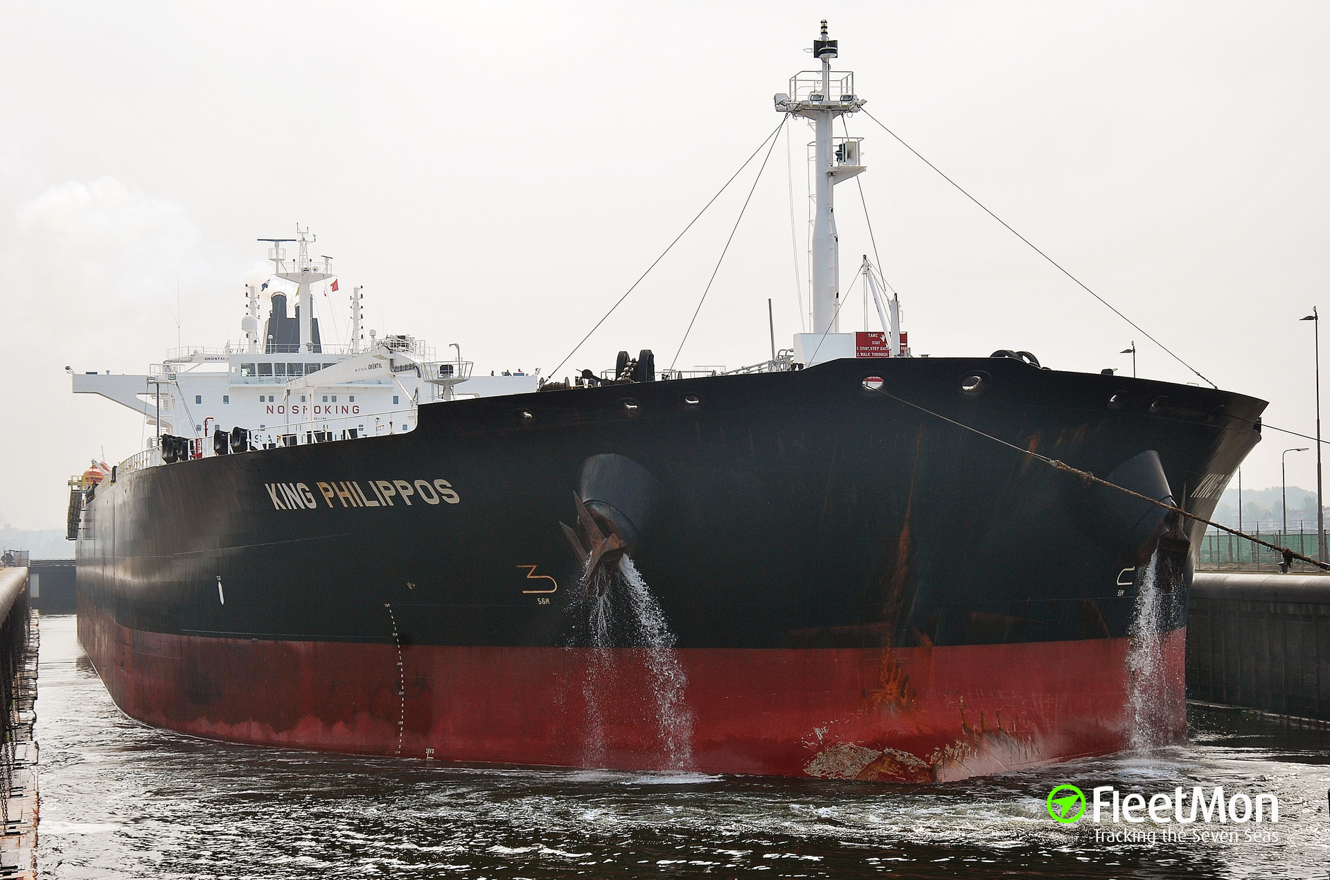 Tankers Tracked to Europe This Week