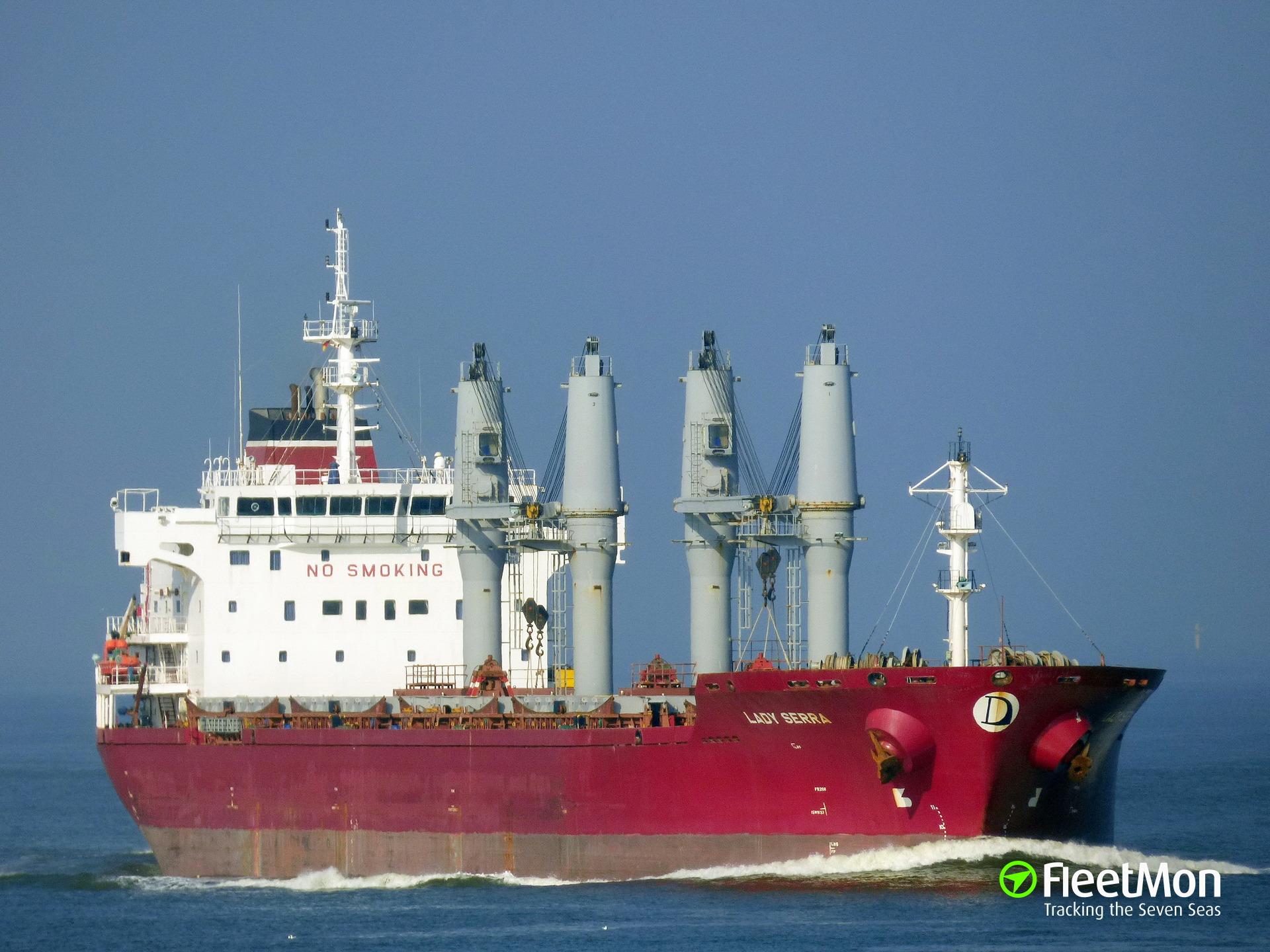 Two Nigerian stowaways found dead in cargo hold, Kaliningrad