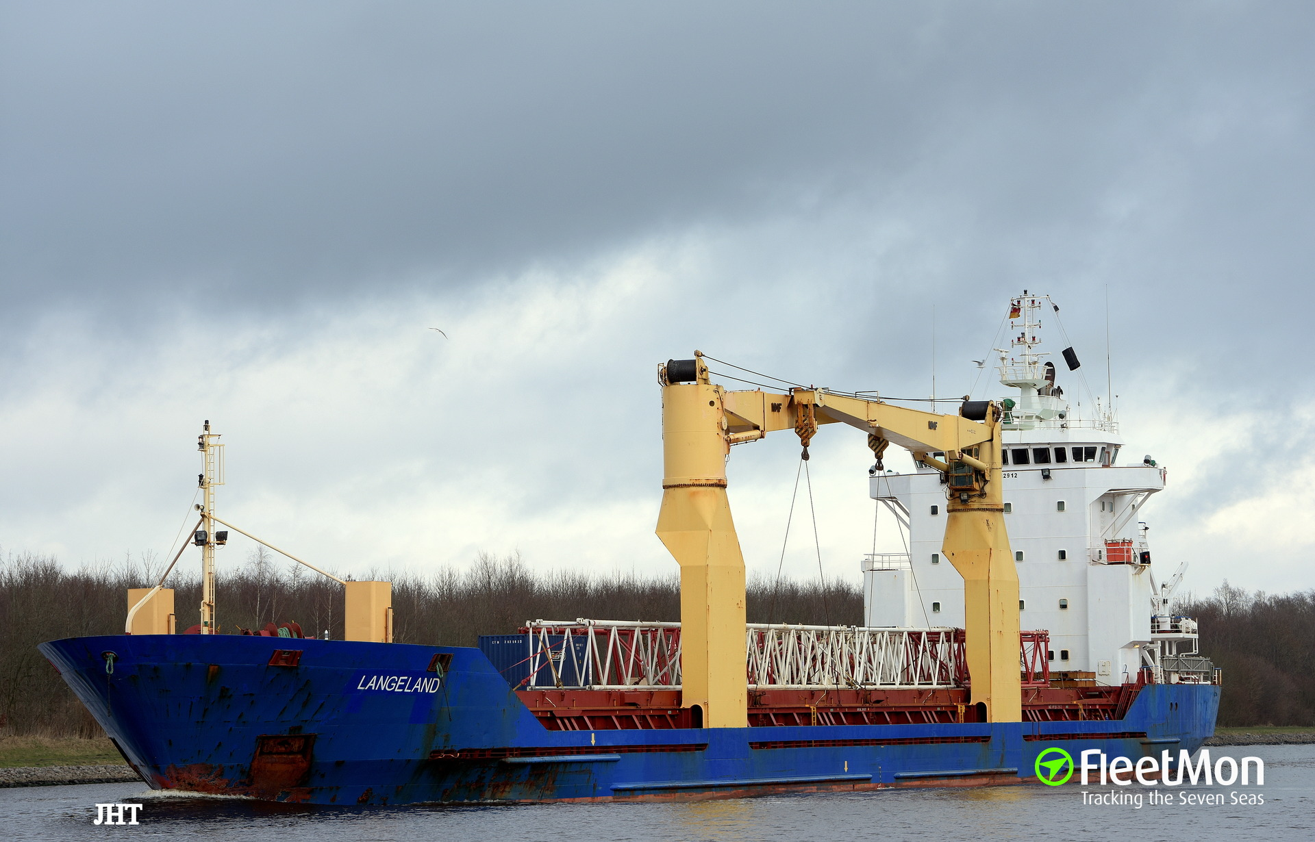 Turkish cargo ship seized by Spain on drug trafficking suspicion