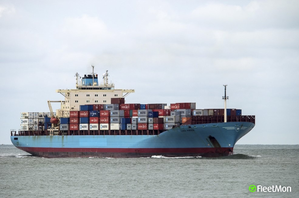 Cocaine found on LUNA MAERSK