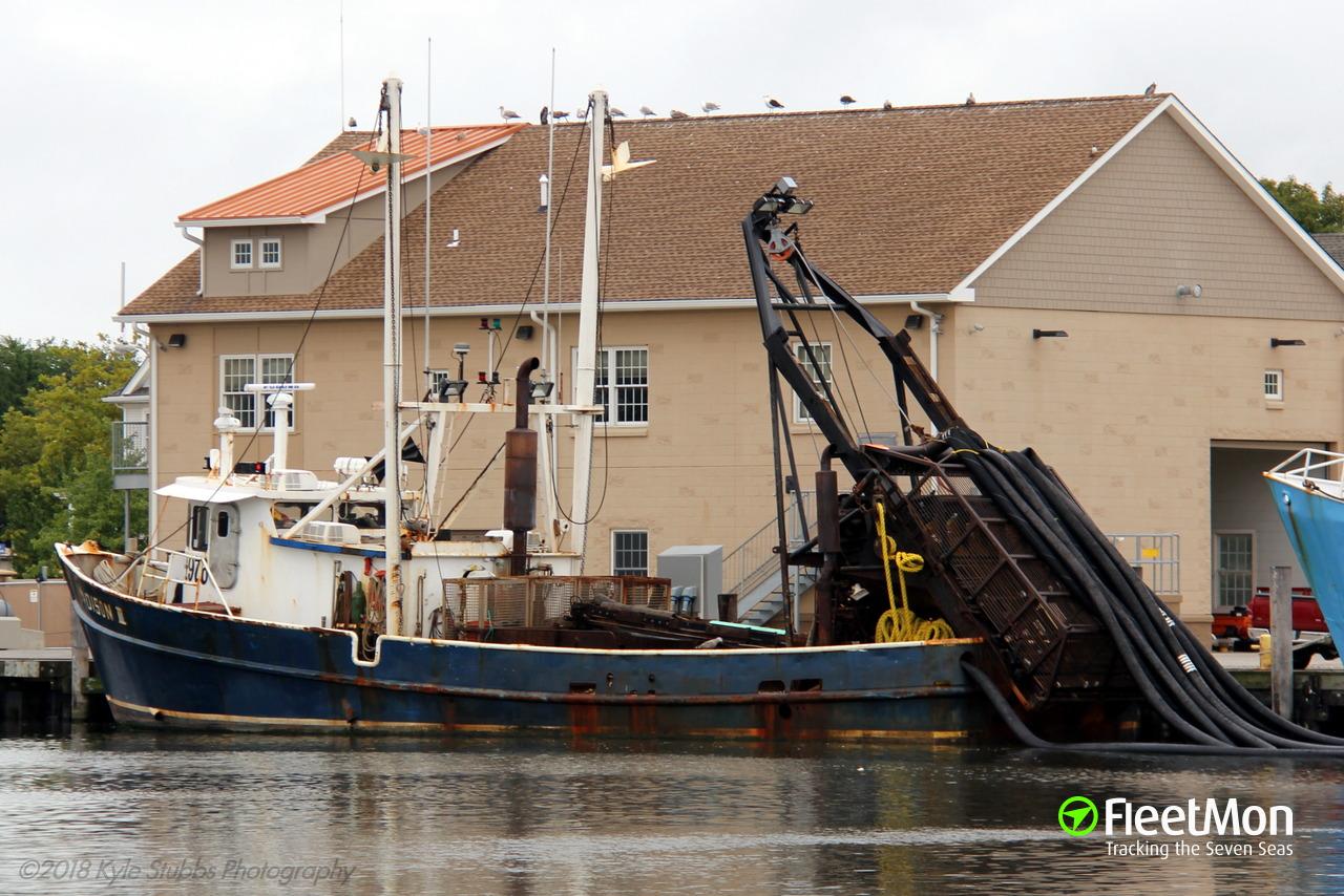 Vessel Madison Iii Fishing Vessel Imo Mmsi 367560350