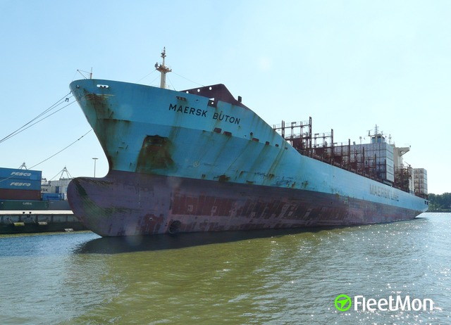 MAERSK BUTON
