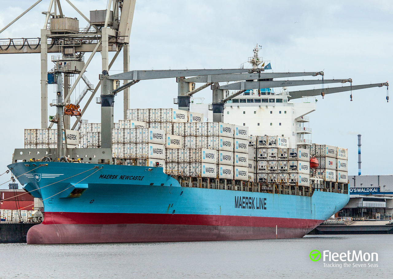 MAERSK NEWCASTLE