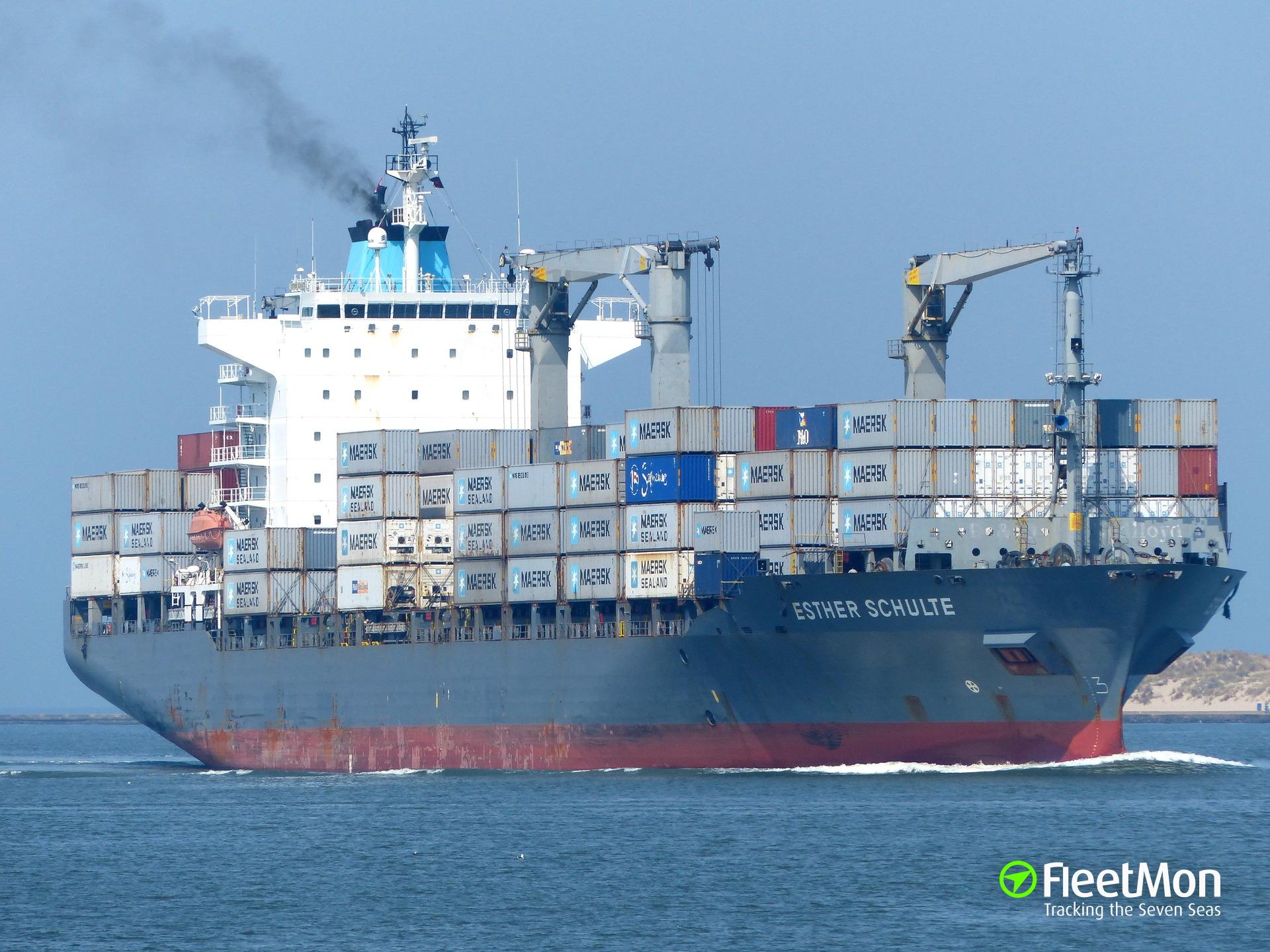 Maersk track : Coupons com scam