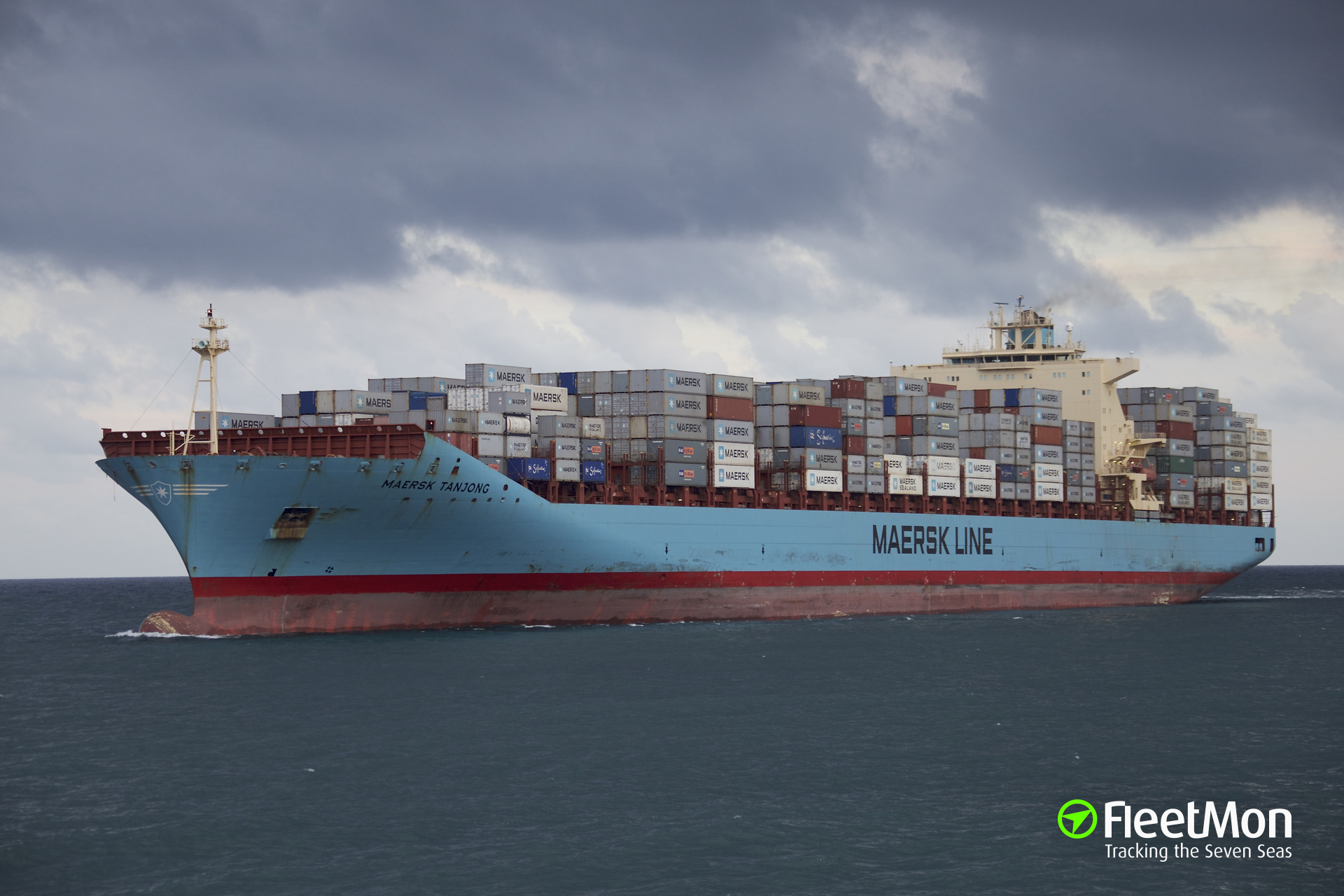 ​Collision between COLOMBO EXPRESS and MAERSK TANJONG