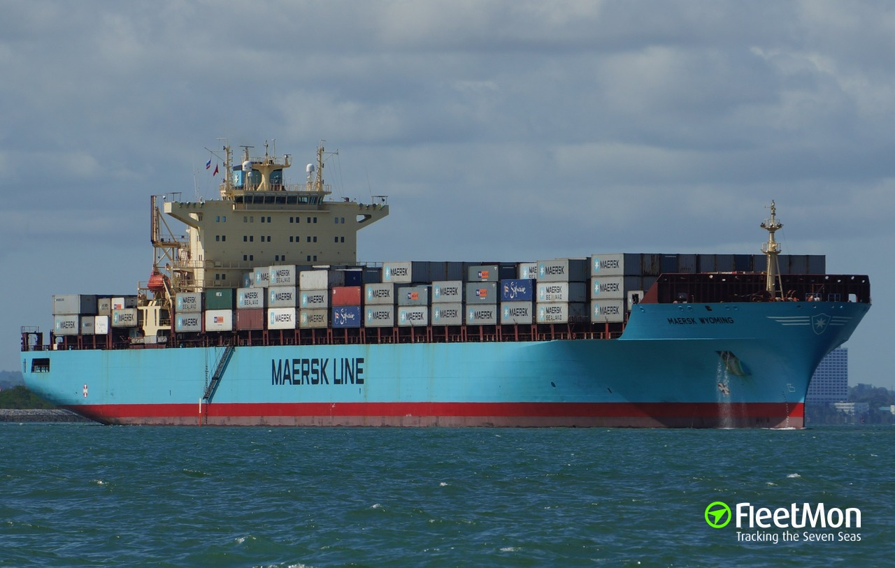 MAERSK WYOMING