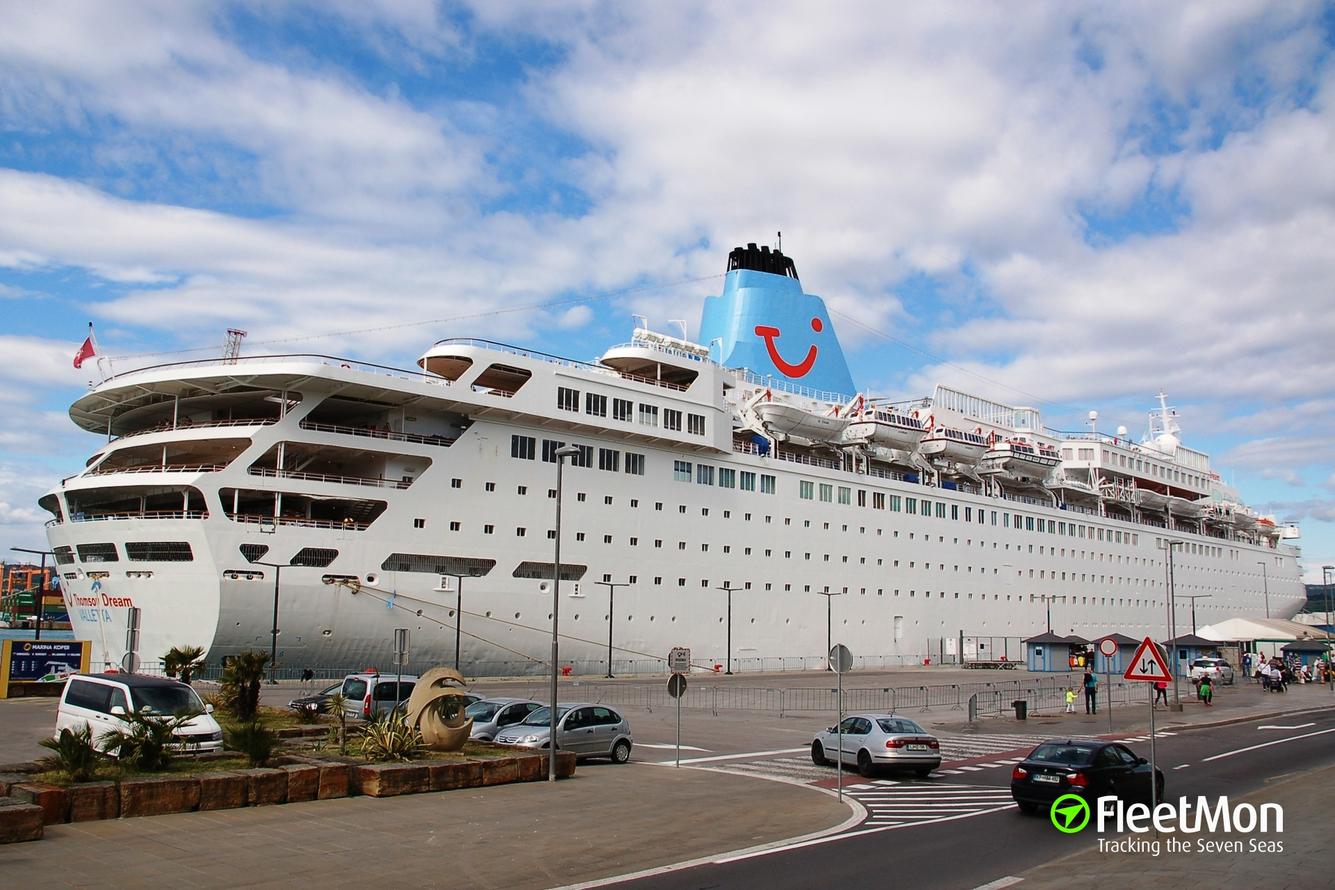 Gps Fleet Tracking Pricing >> MARELLA DREAM (Passenger ship) IMO 8407735