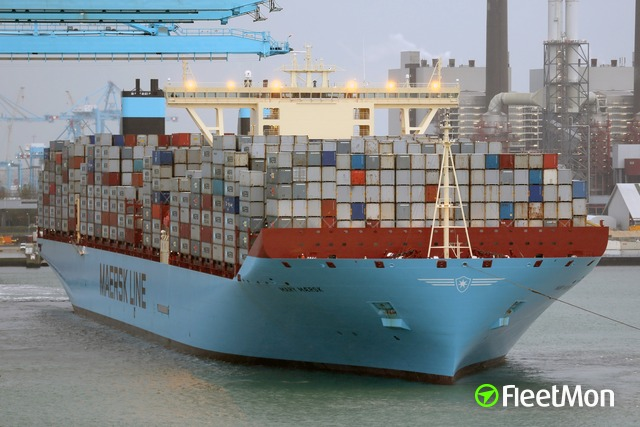 Vessel MARY MAERSK