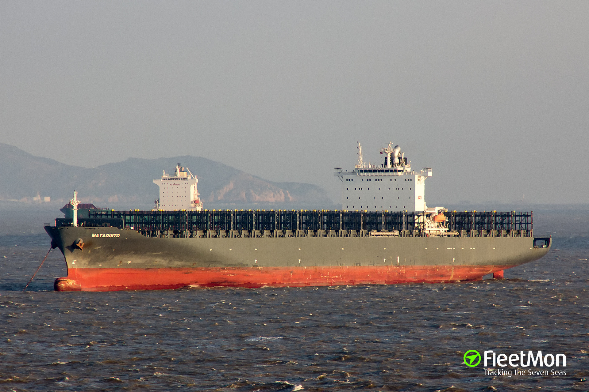 173 kilos of cocaine found on boxship MATAQUITO