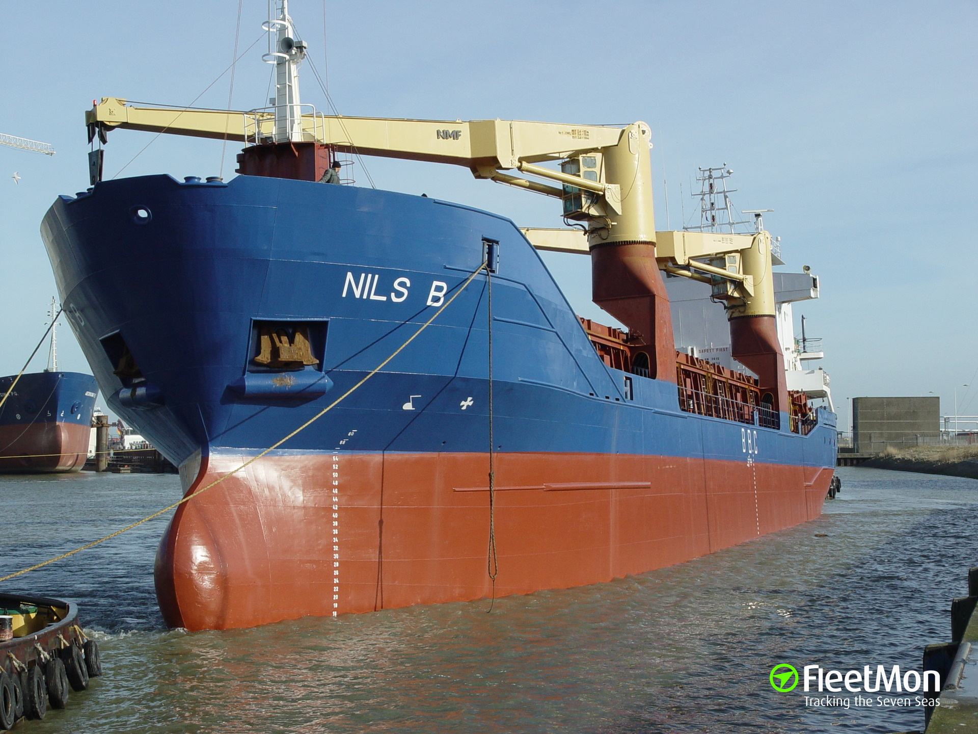 MERIDIAN TRES sank, 1 crew missing, Philippines