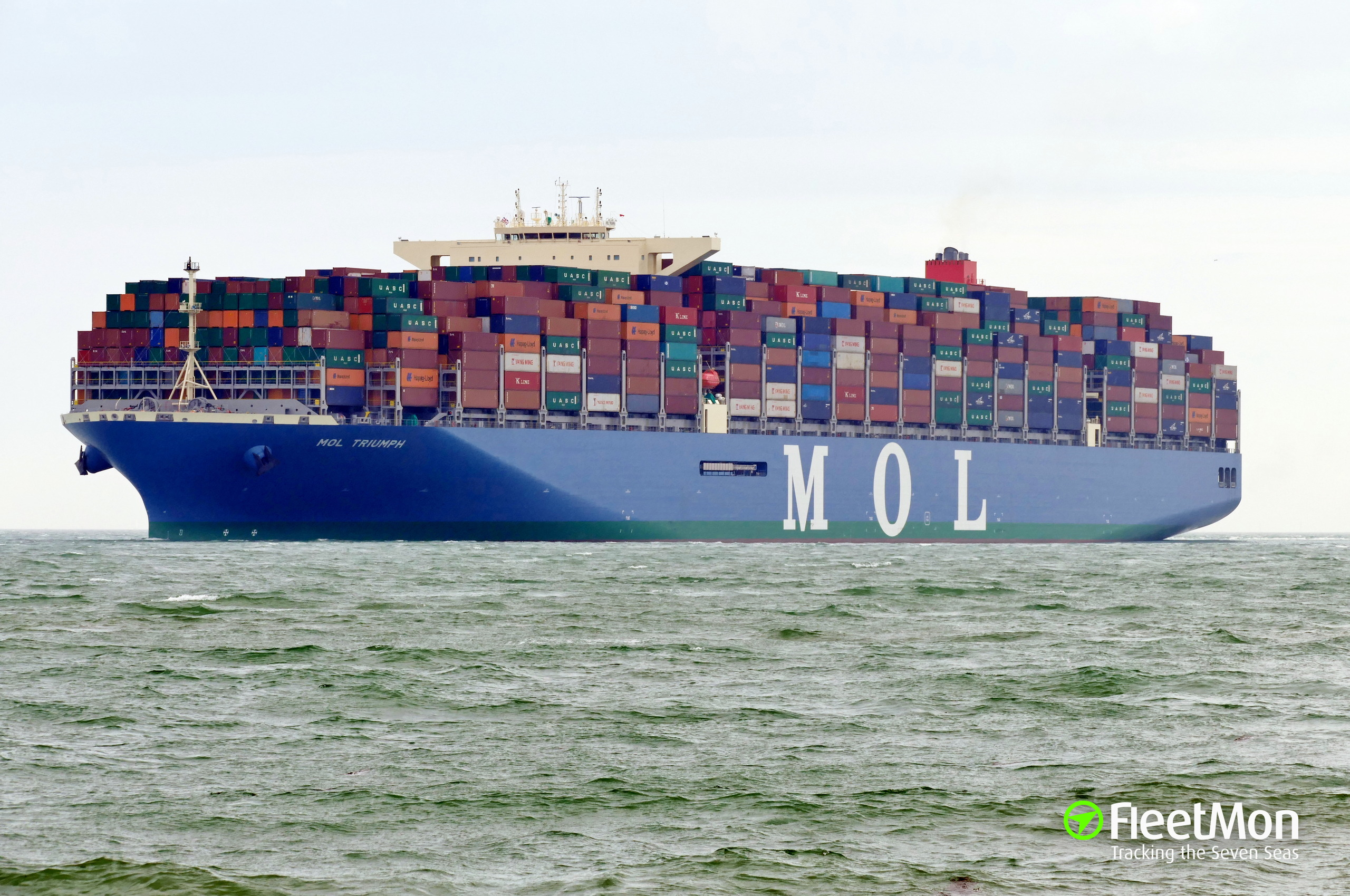 Gps Fleet Tracking Pricing >> Photo of MOL TRIUMPH (IMO: 9769271, MMSI: 538007360, Callsign: V7FQ8) taken by chowchow