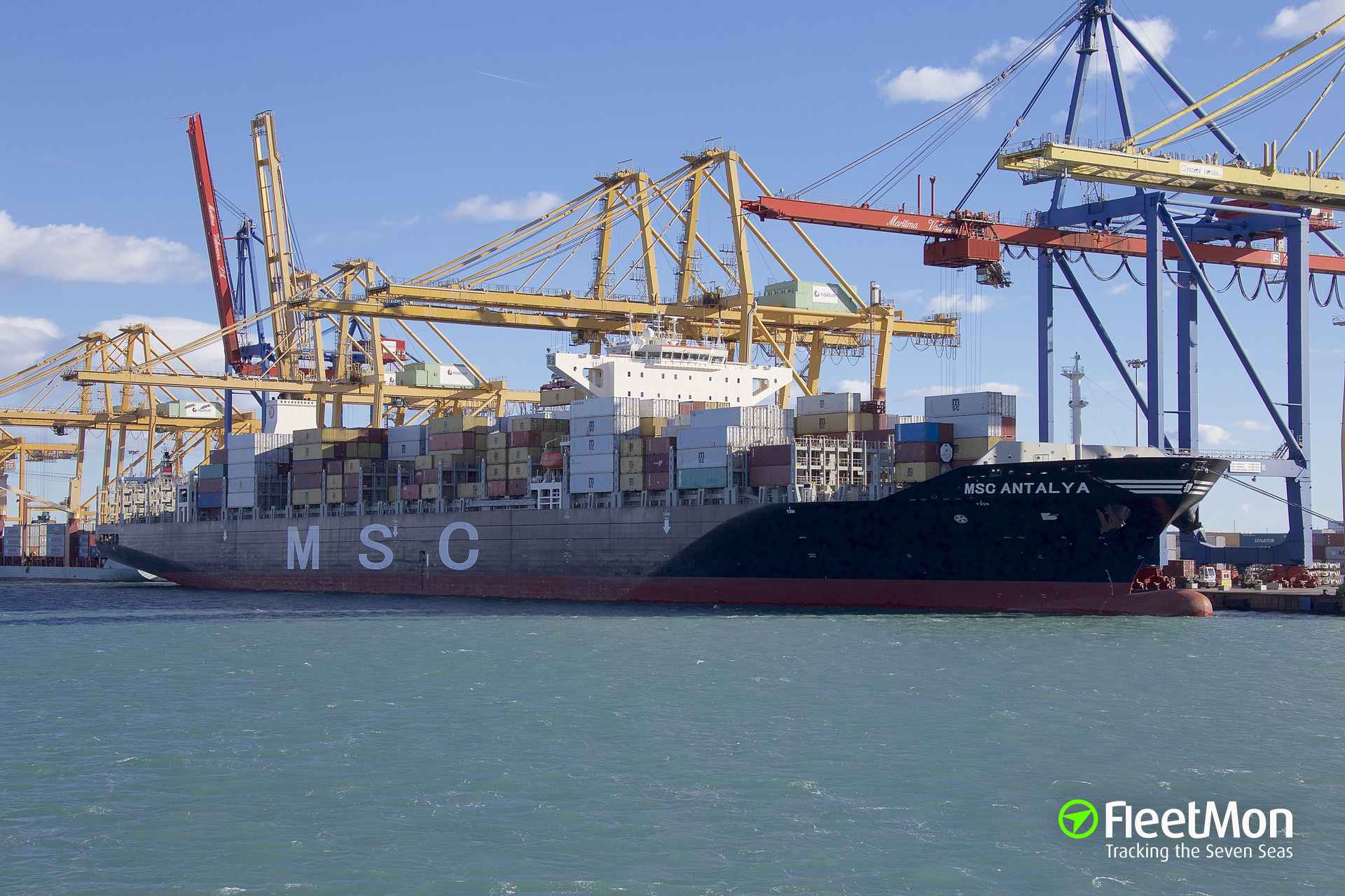 ​First privately Owned Saudi Arabian port, King Abdullah, wins MSC and CSAV