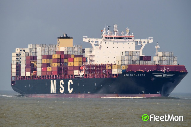 2.2 tons of cocaine found on Neopanamax container ship, so what?