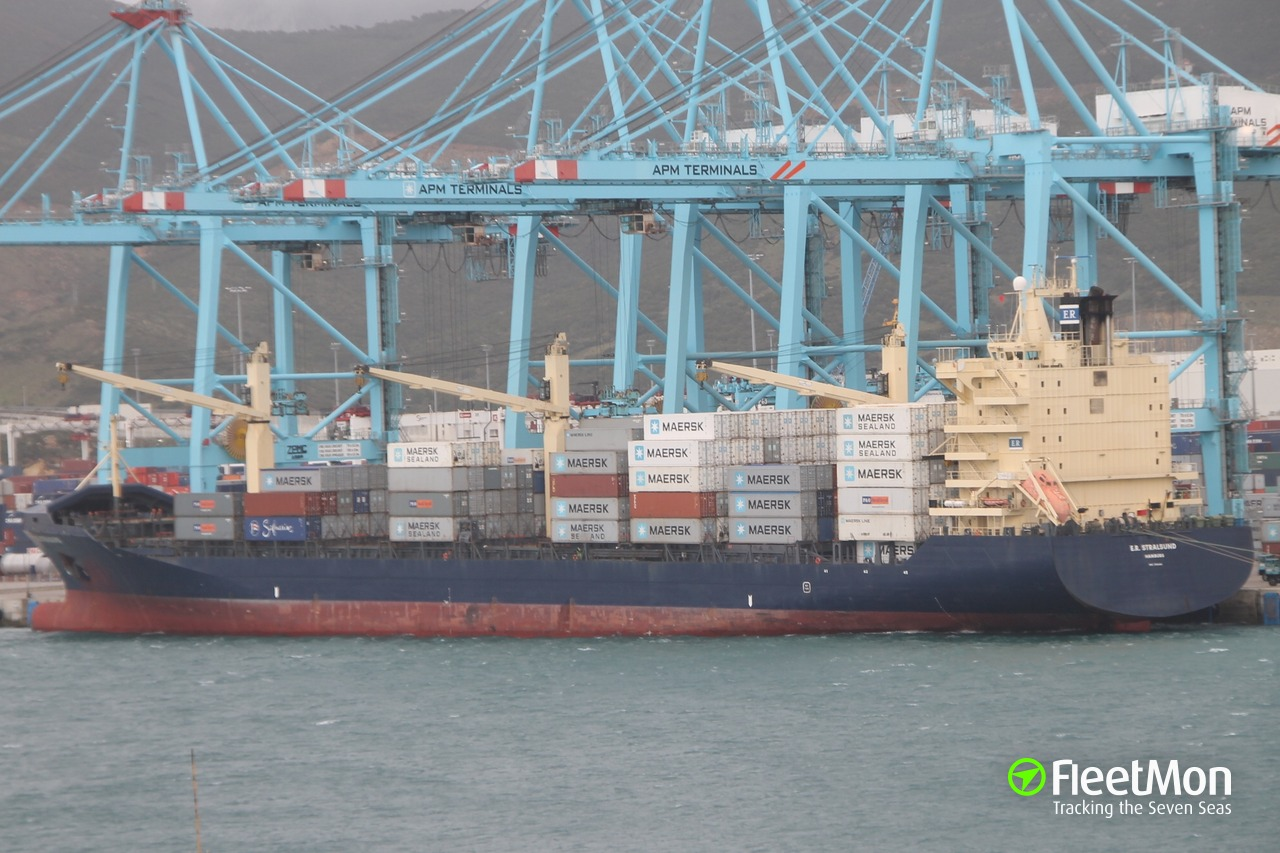 Vessel MSC CHERYL 3 (Container ship) IMO 9194866, MMSI 636016775