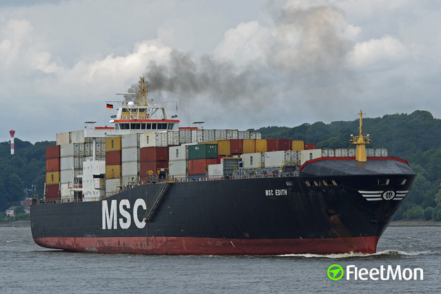 Vessel MSC EDITH