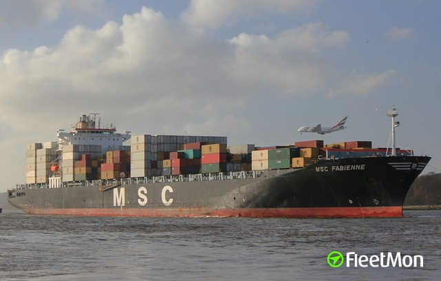 Container ship to be taken on tow after 24-hours drift, English Channel UPDATES