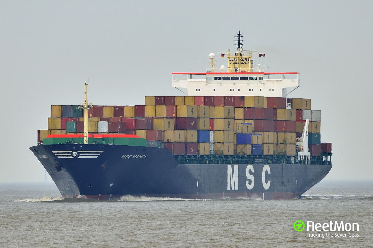 MSC MANDY