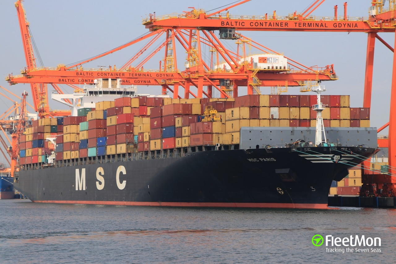 MSC PARIS