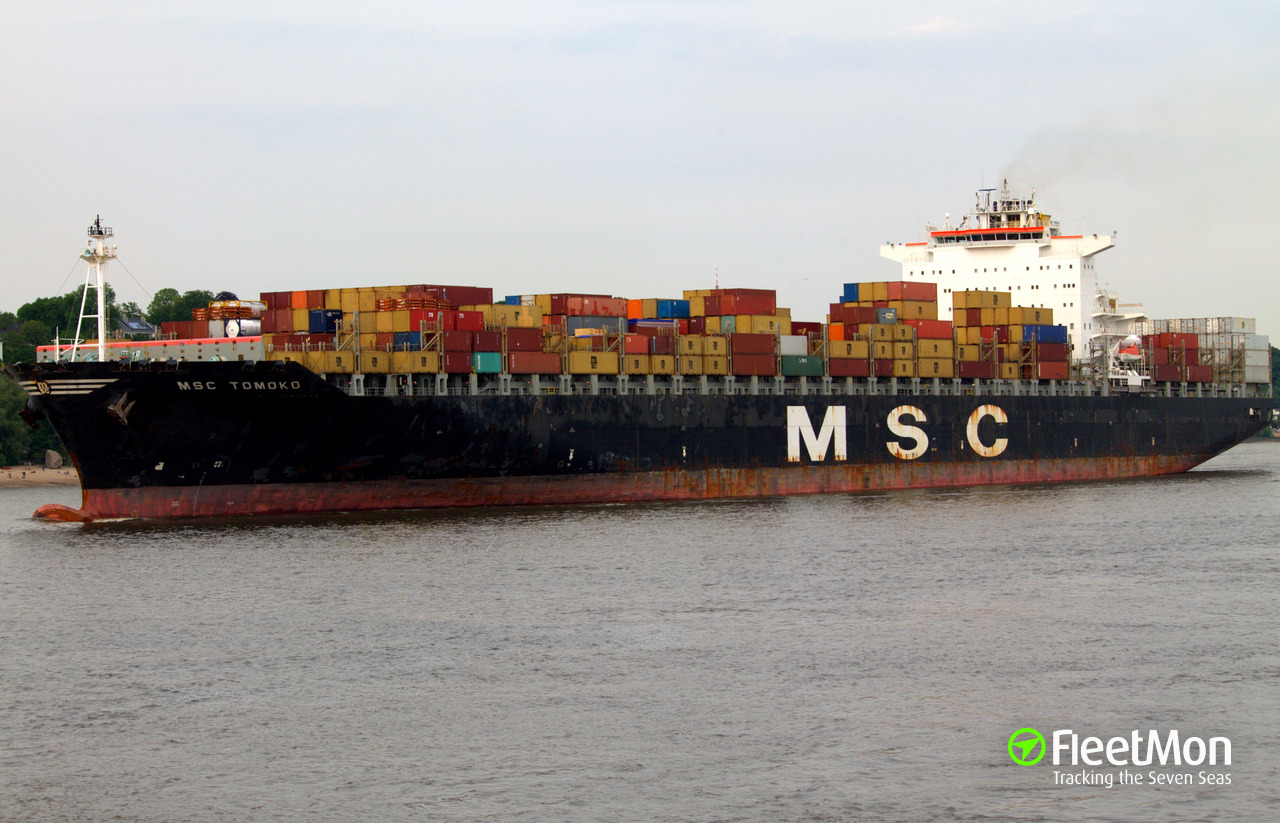 MSC TOMOKO