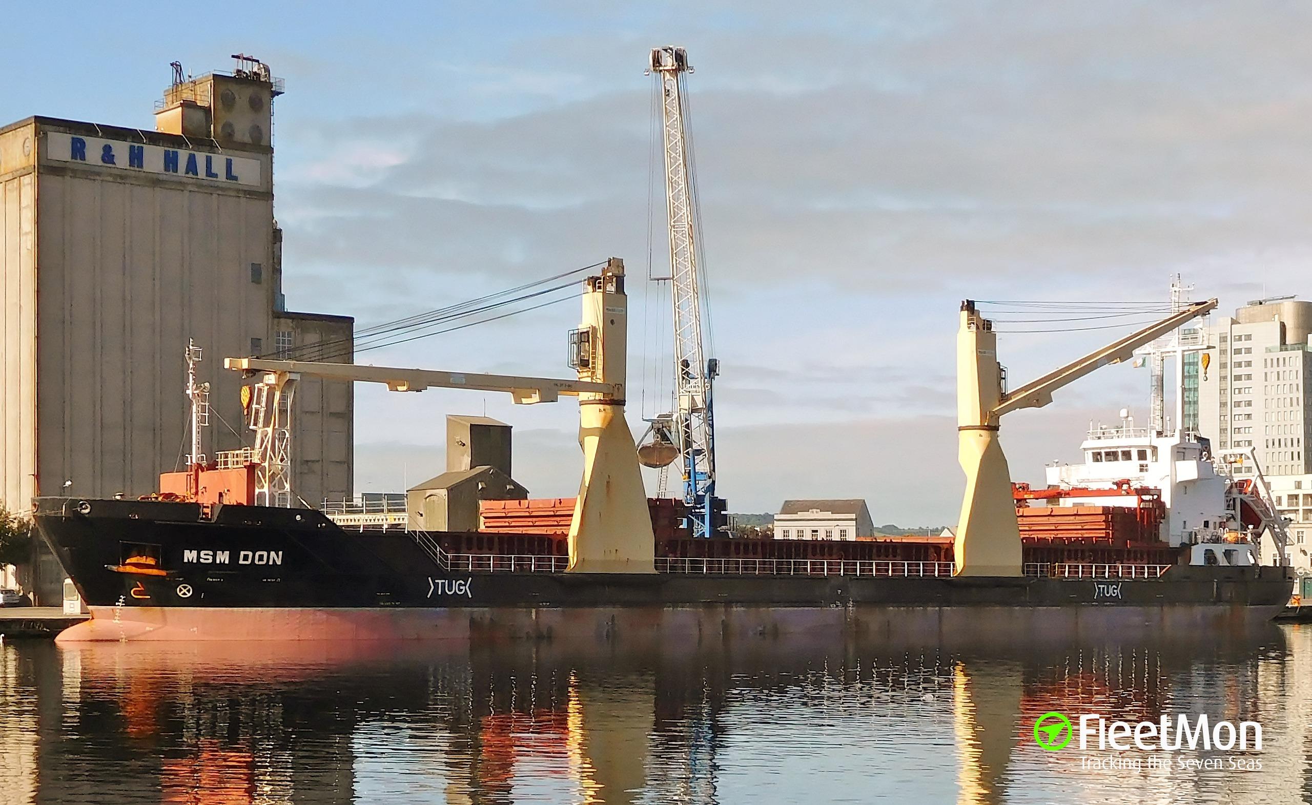 Msm cargo tracking - More Photos