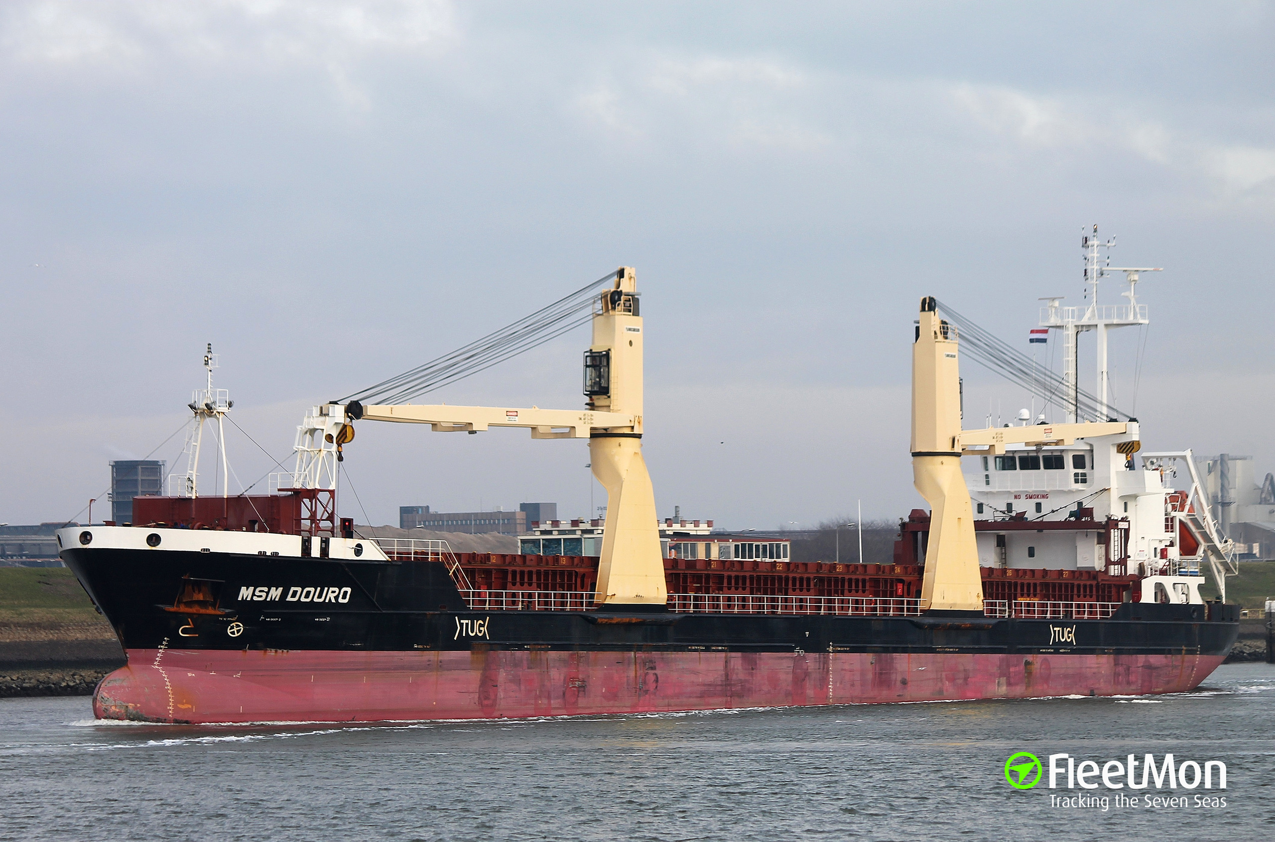 Photo of MSM DOURO (IMO: 9519028, MMSI: 209714000, Callsign: 5BNJ3