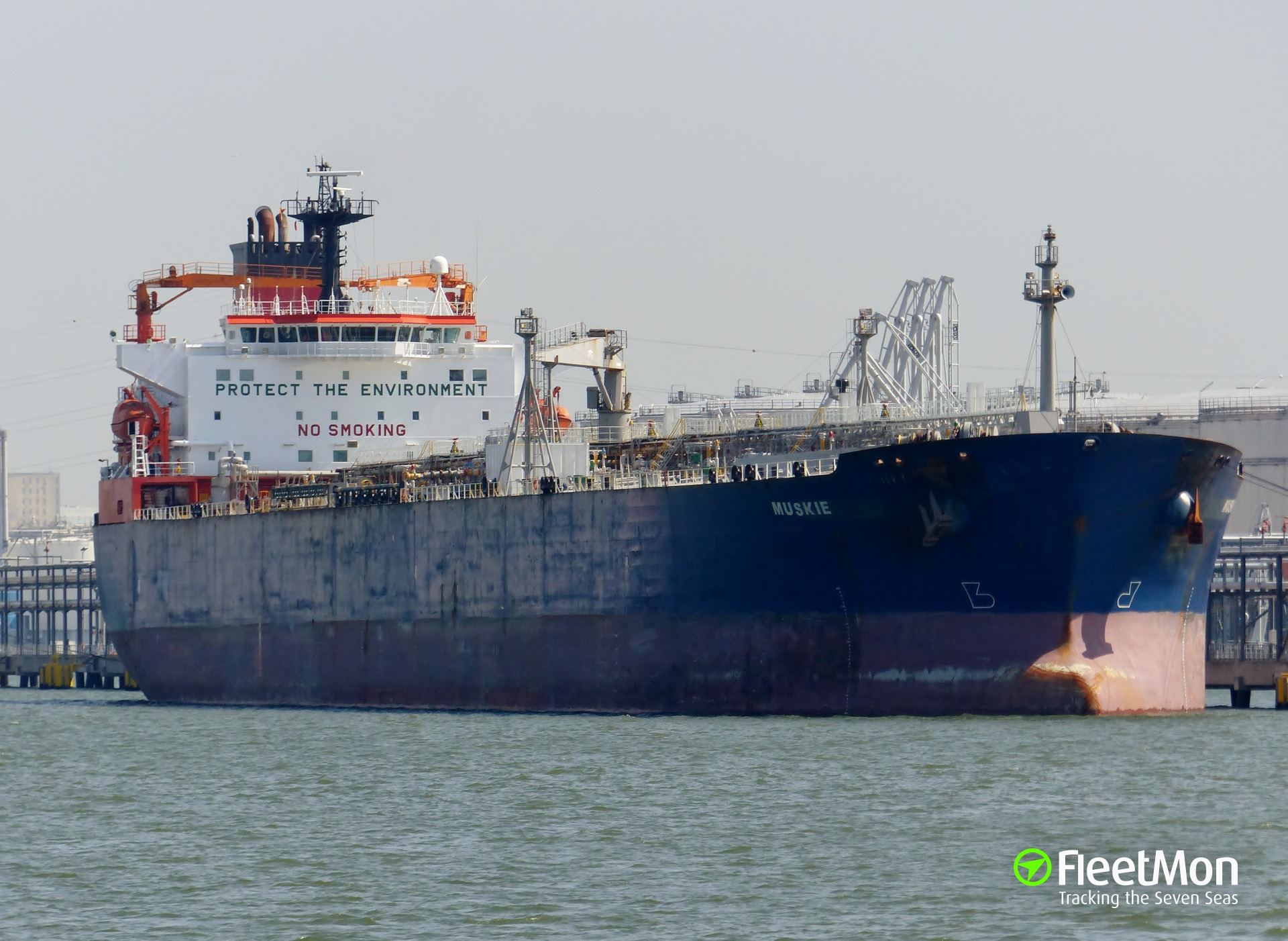 Tanker attacked in Bab el Mandeb UPDATE not by pirates