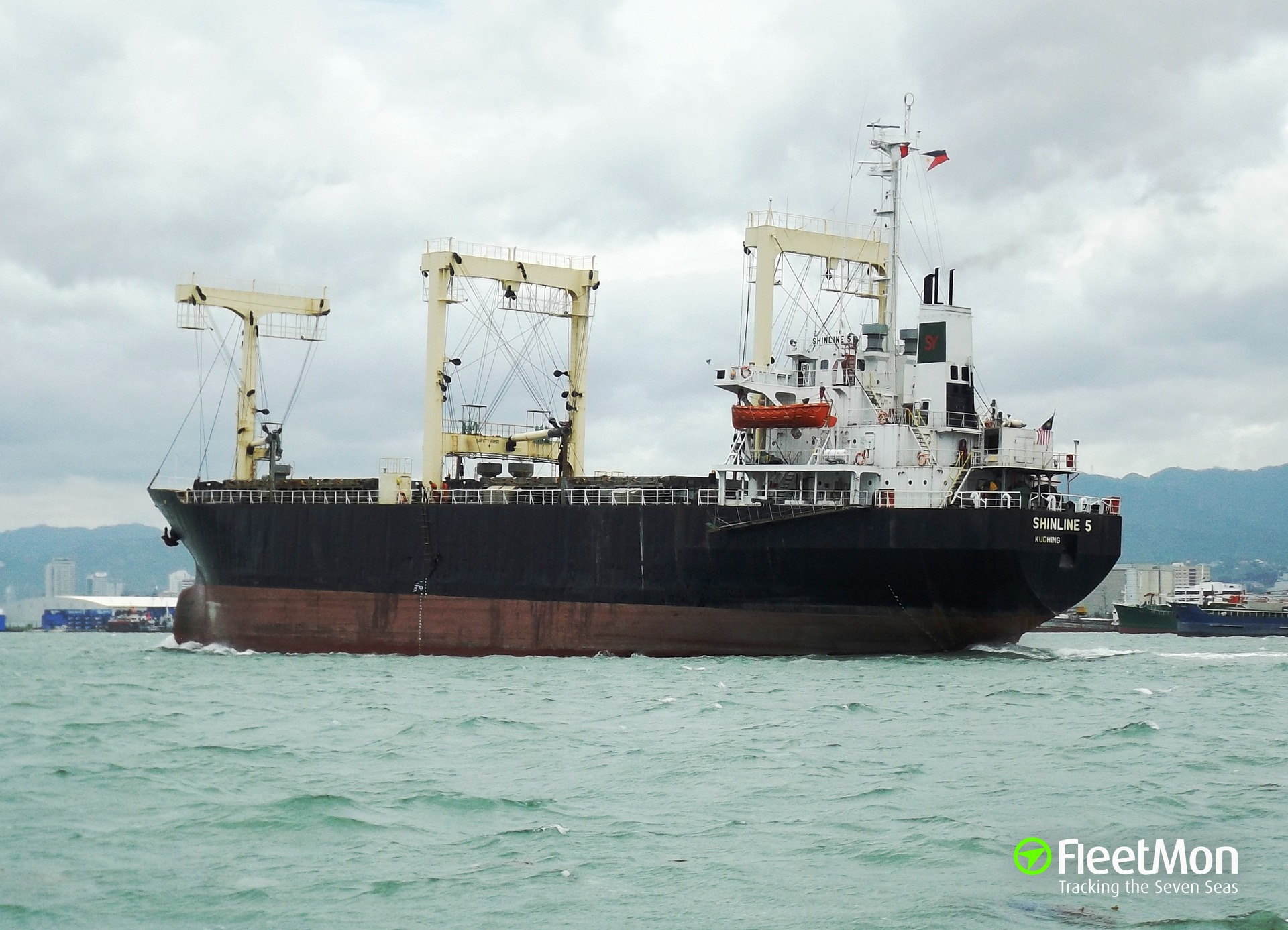 YAS salvage completed, freighter towed to Colombo
