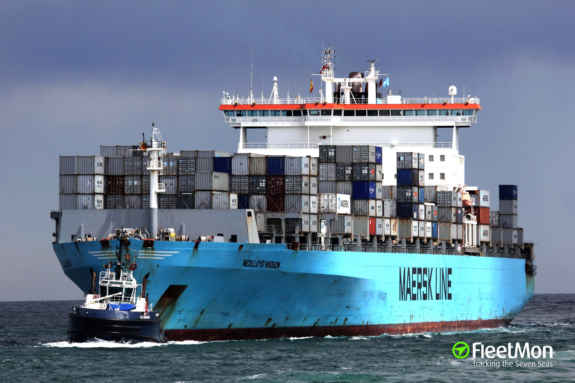 Maersk Line Modifies its ME3 and ME2 Services