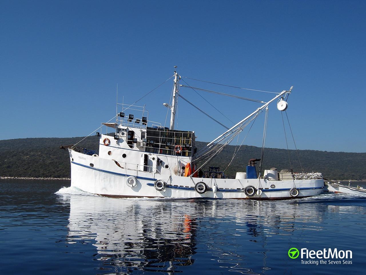 NEKTON (Fishing vessel...