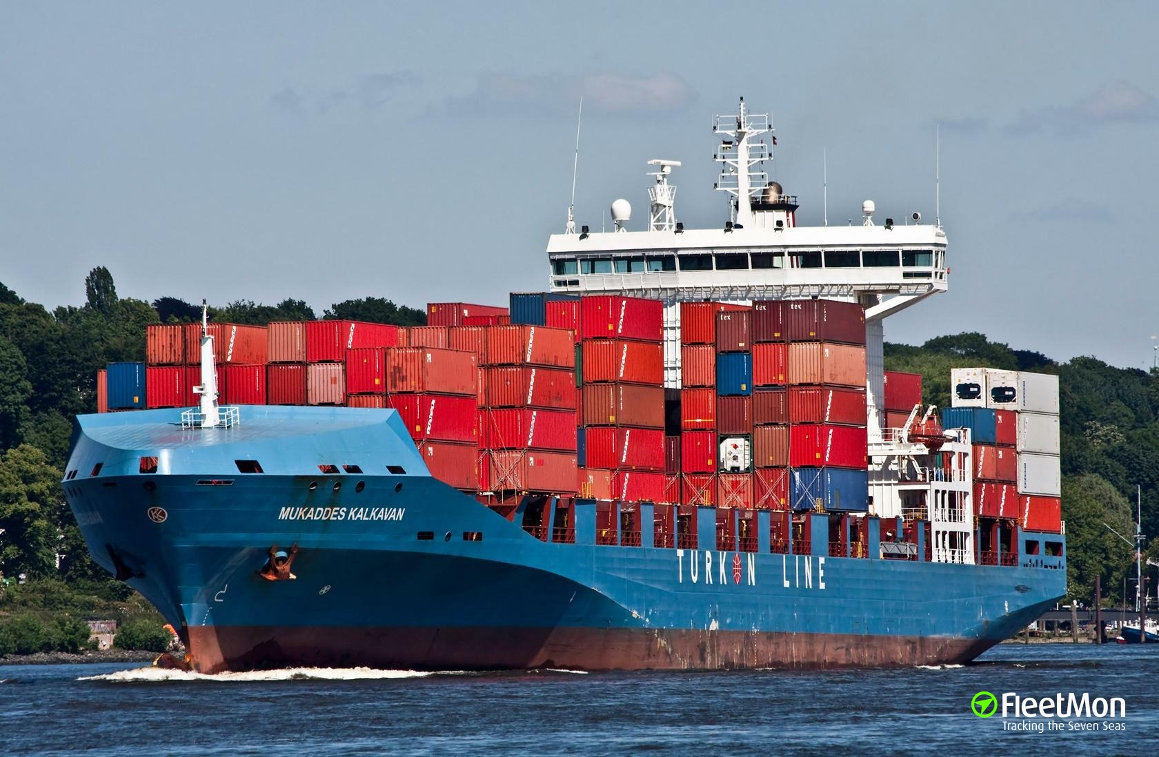 Boxship Master and Chief Engineer accused in human trafficking to USA, arrested