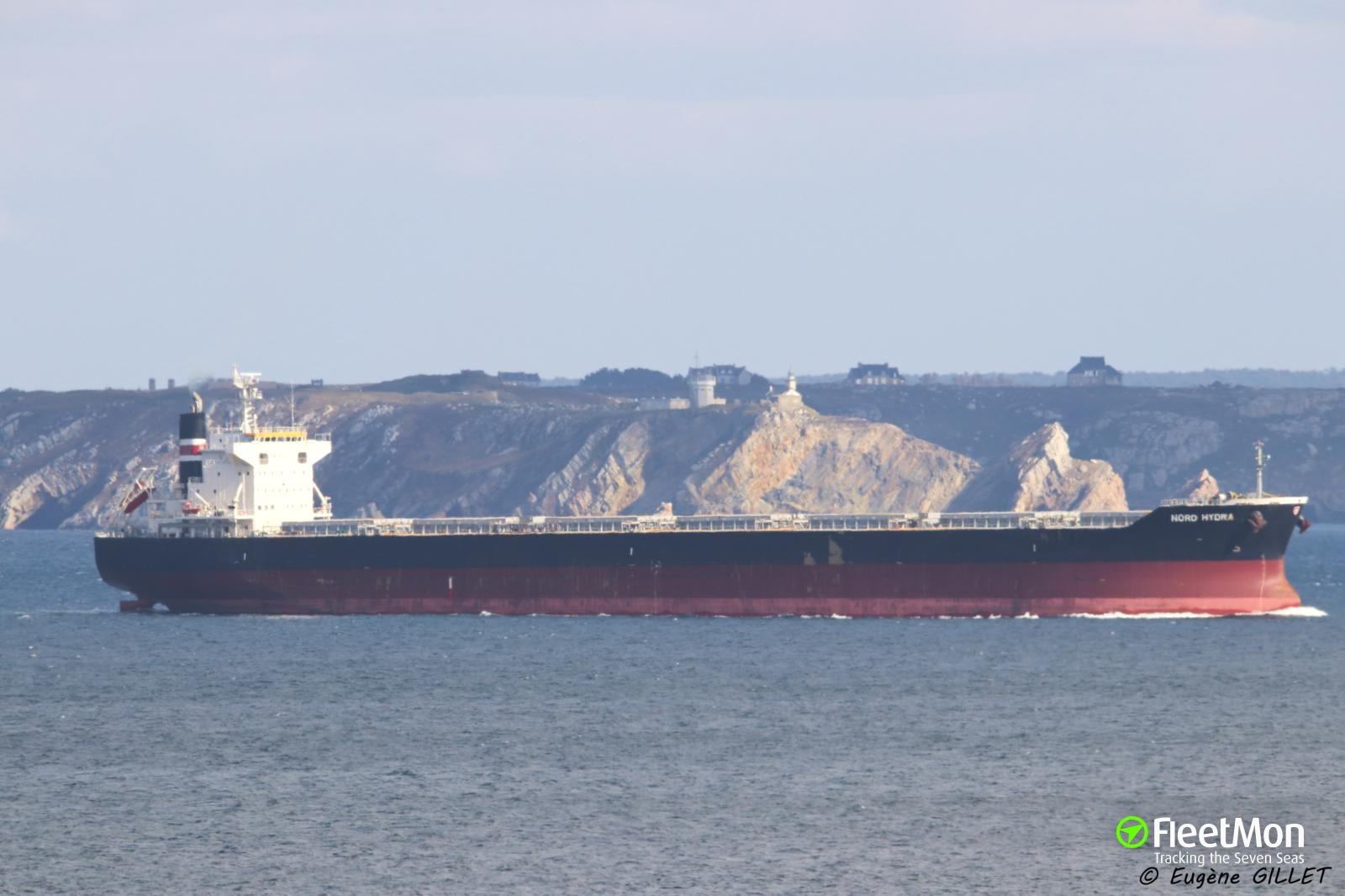 Bulk carrier Nord Hydra refloated, Parana traffic reopened