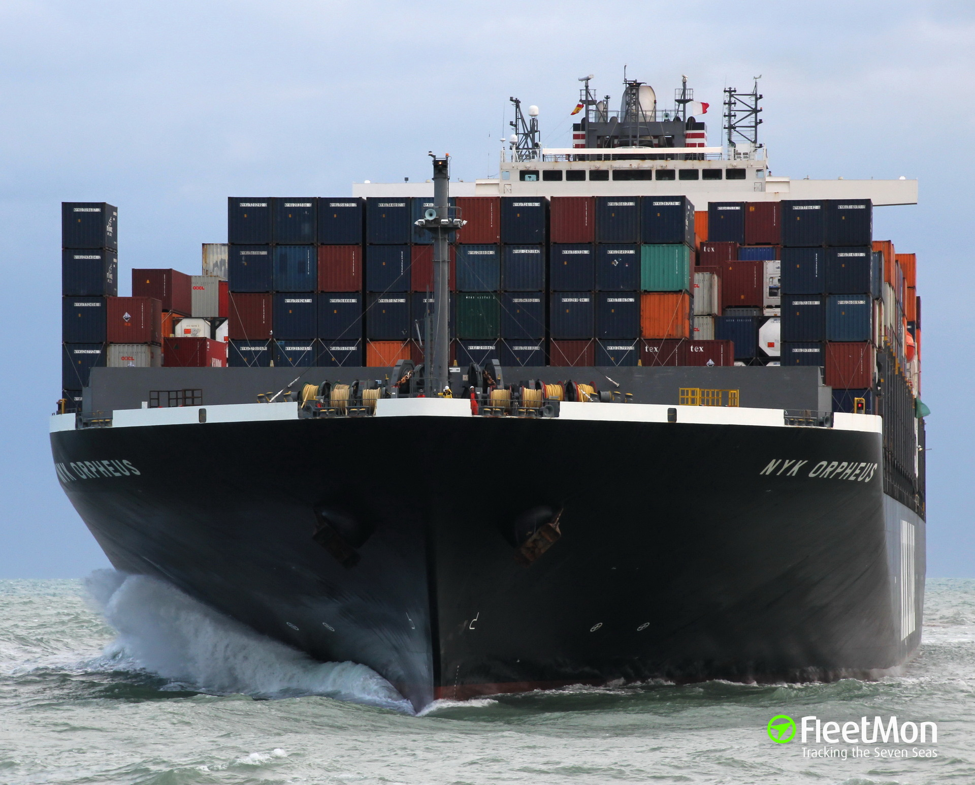 NYK Line container tracking - oukas info