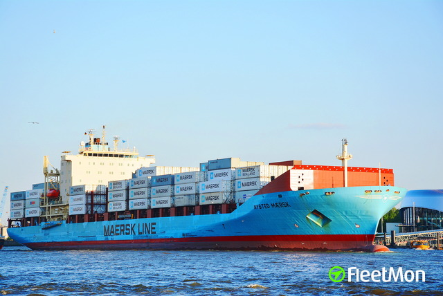 NYSTED MAERSK