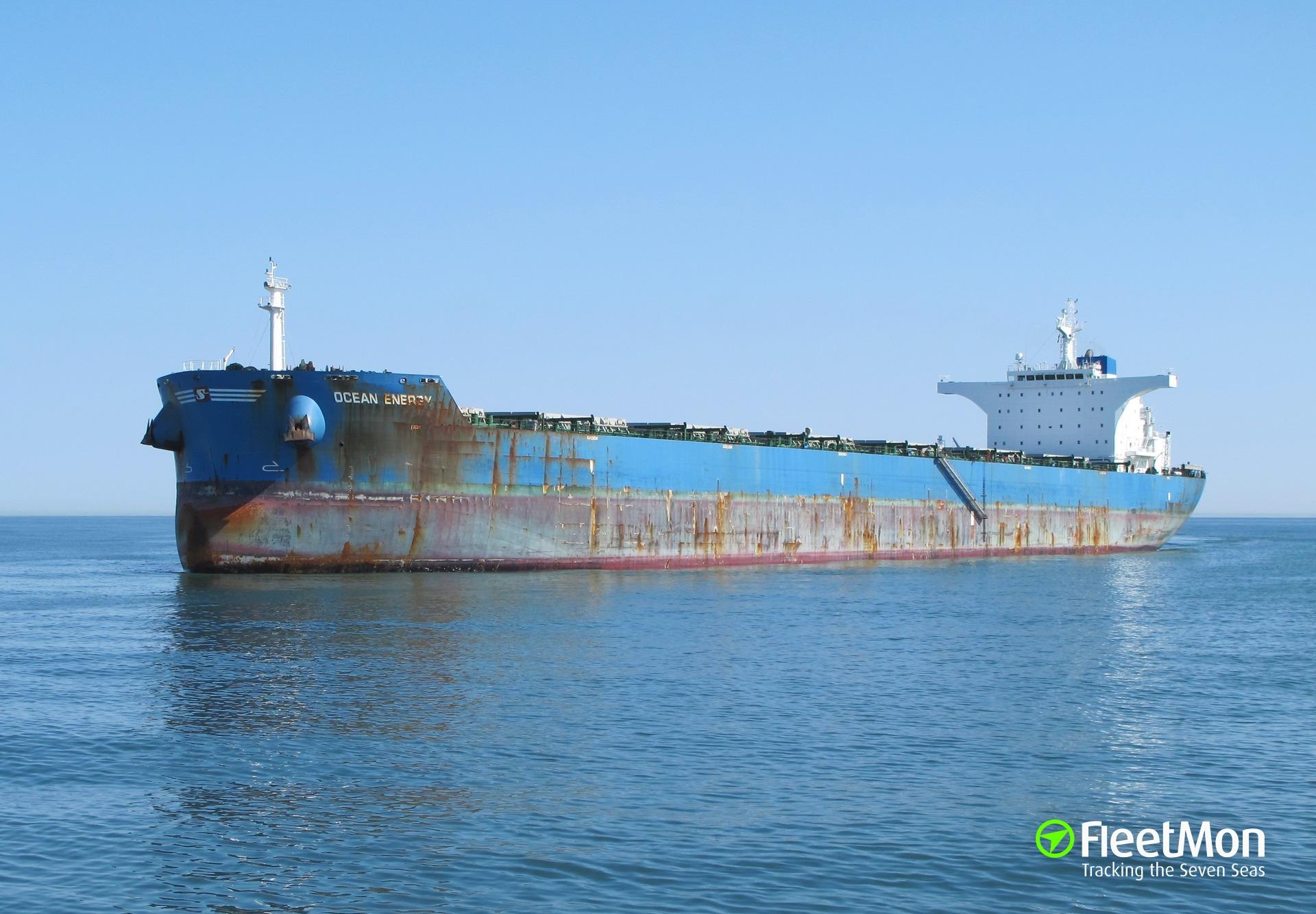 ocean carriers questions 2015
