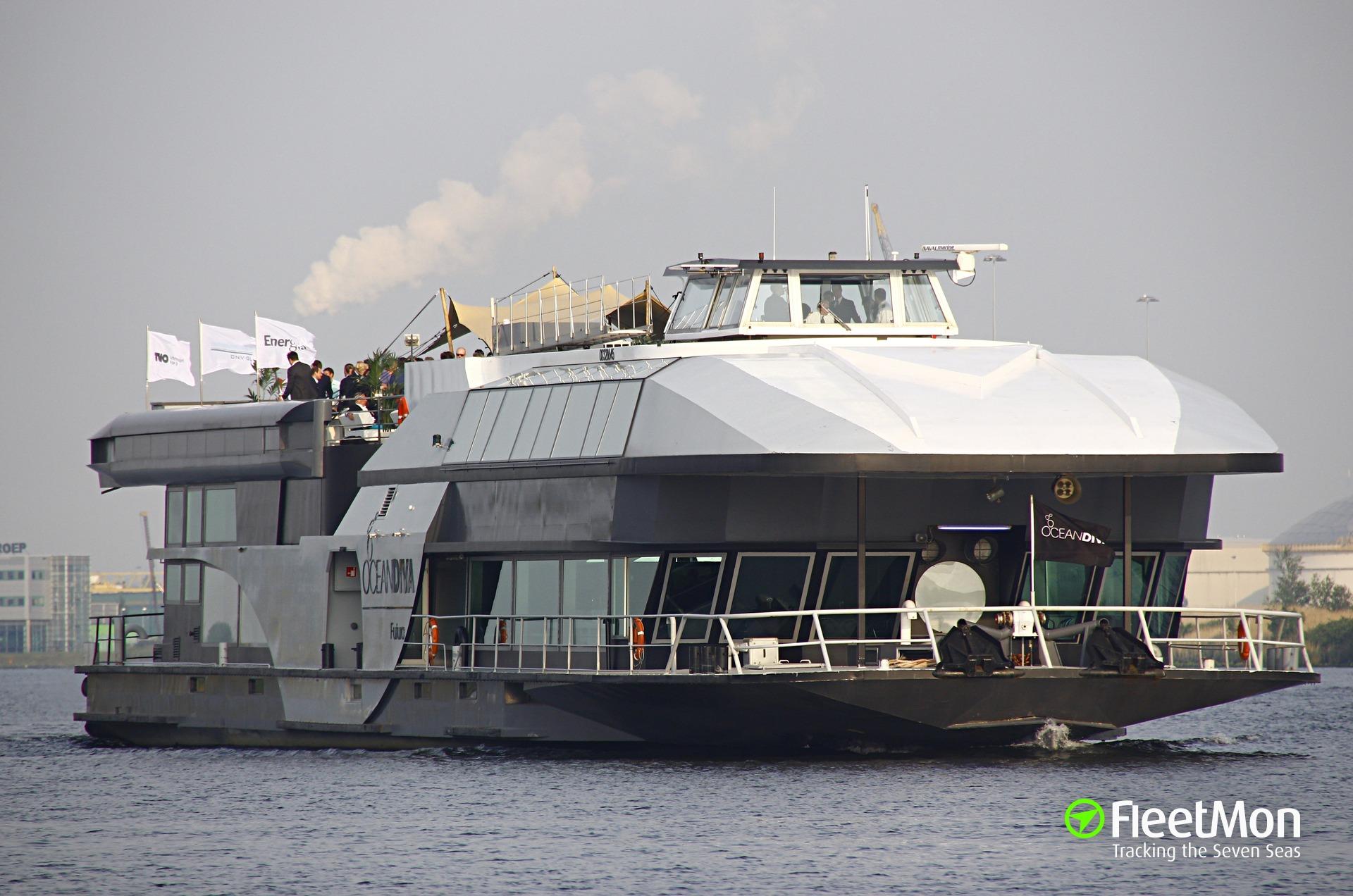 Oceandiva futura cruise liner imo - Video di diva futura ...