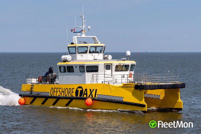 Vessel OFFSHORE TAXI ONE