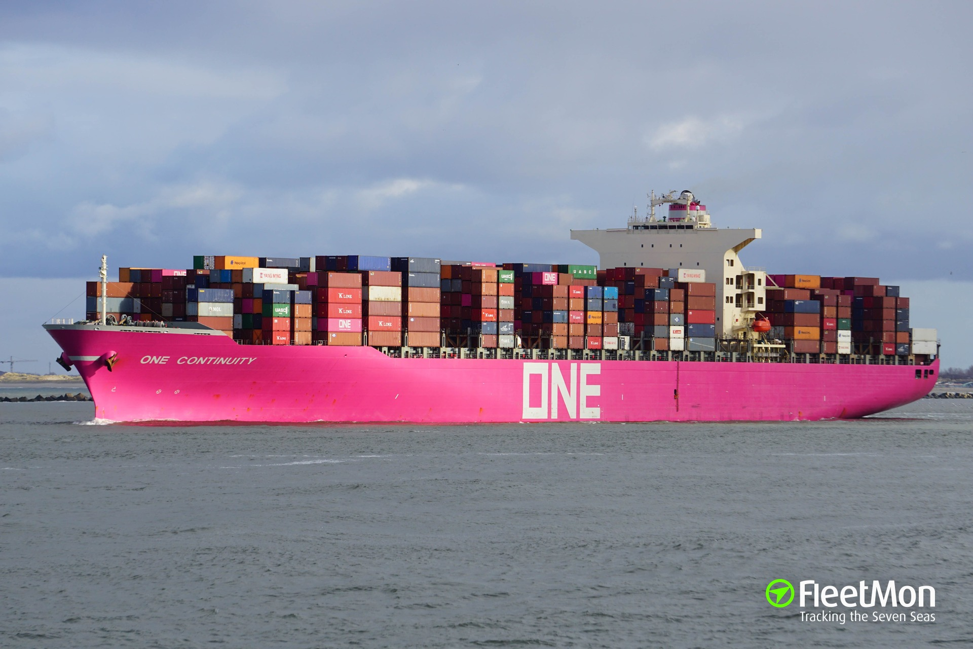 one container tracking