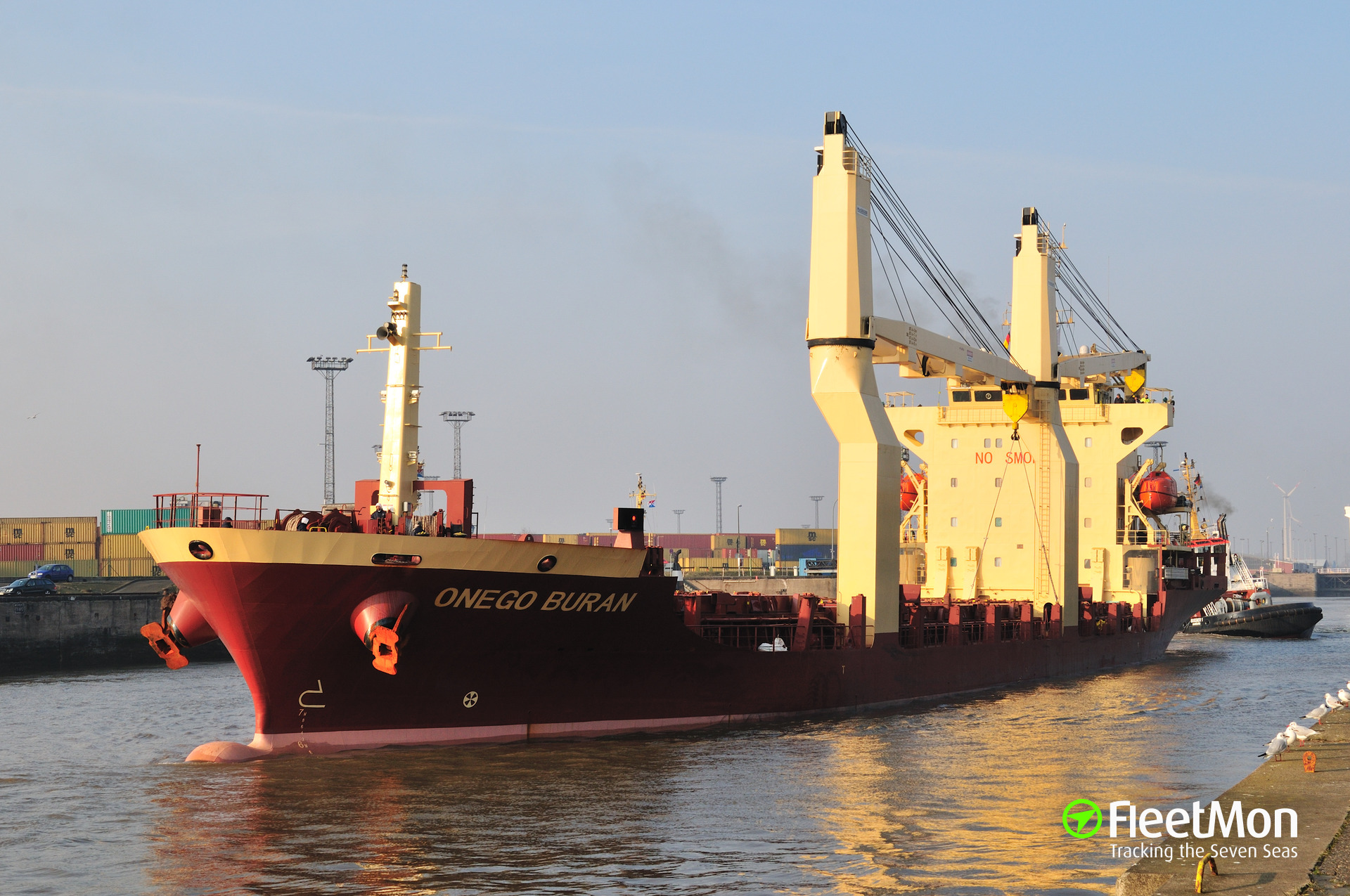 ​CMA CGM Modifies the Port Rotation of its Rhino Express and Mascareignes Services