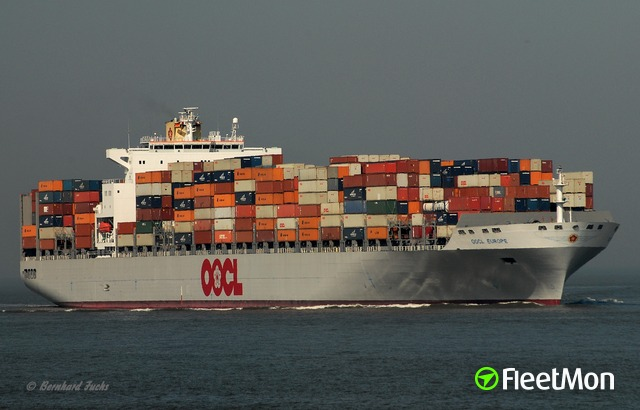 OOCL EUROPE