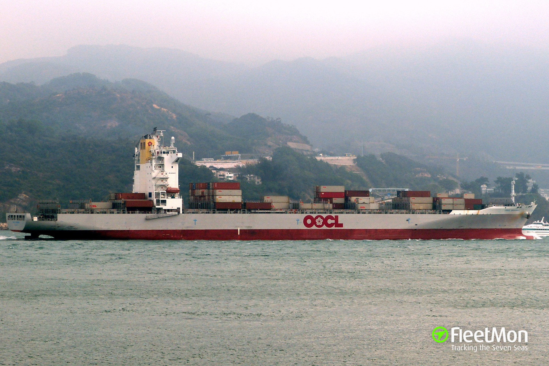 Maersk Extends Participation In OOCL's Japan-Taiwan-China Service KTX3