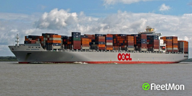 OOCL WASHINGTON