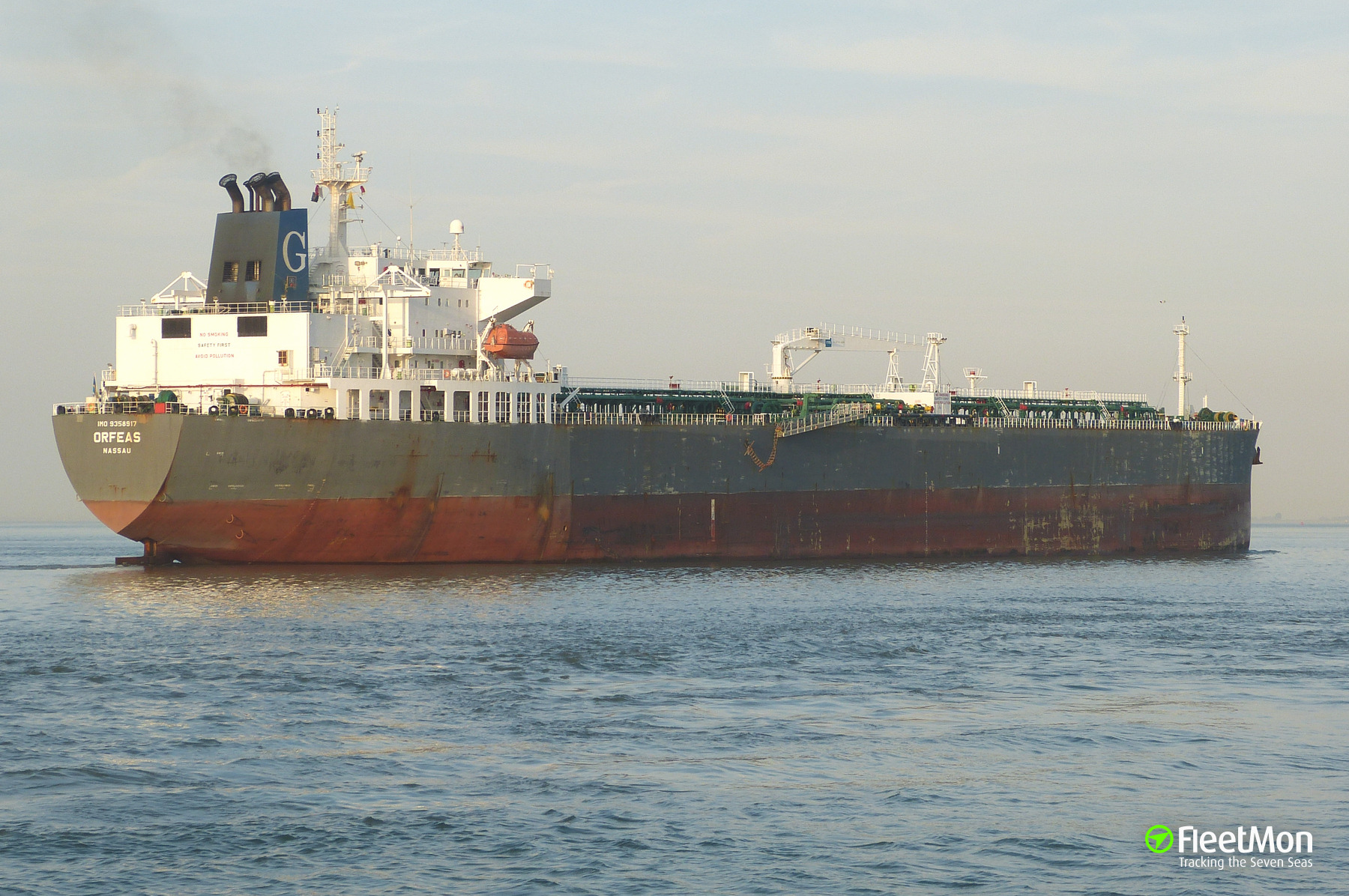 Greek tanker Orfeas hijacked off Abidjan, Ivory Coast