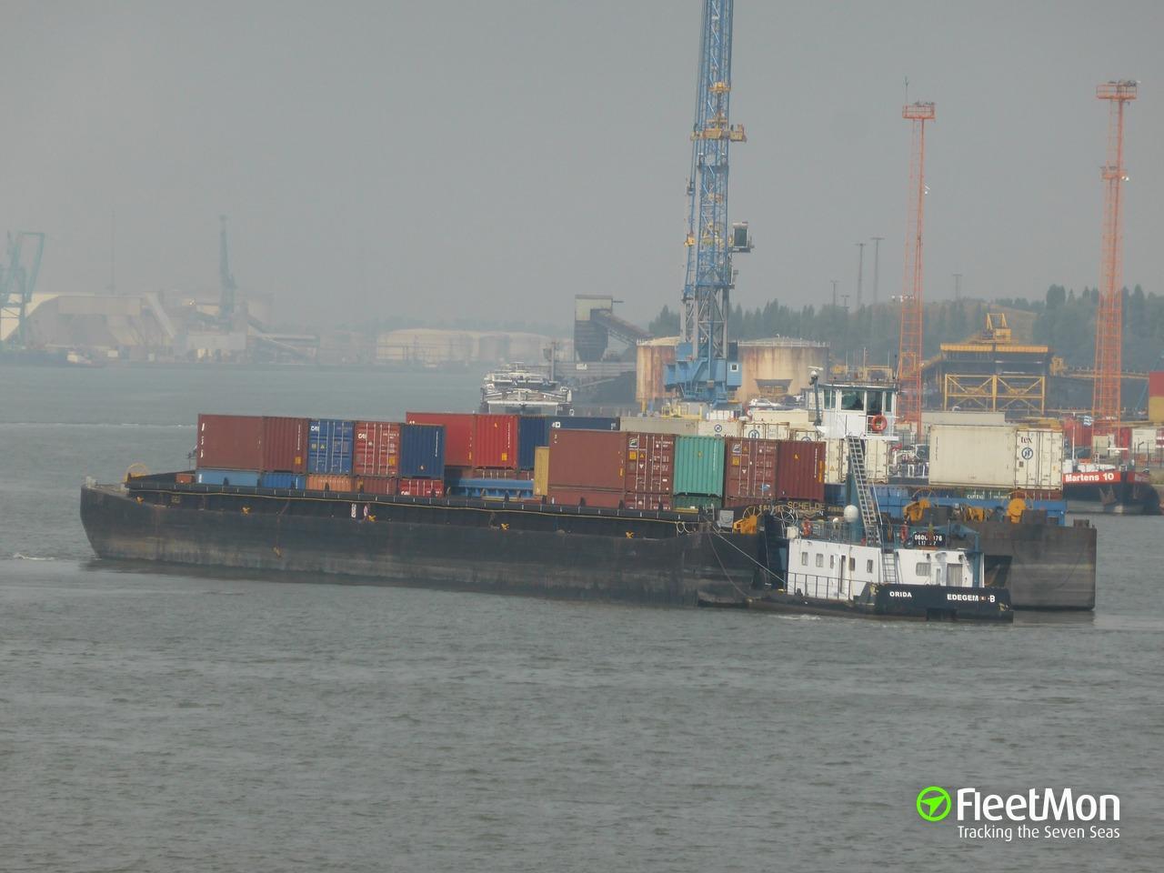 Vessel ORIDA (Cargo ship) IMO 1081344, MMSI 205505090