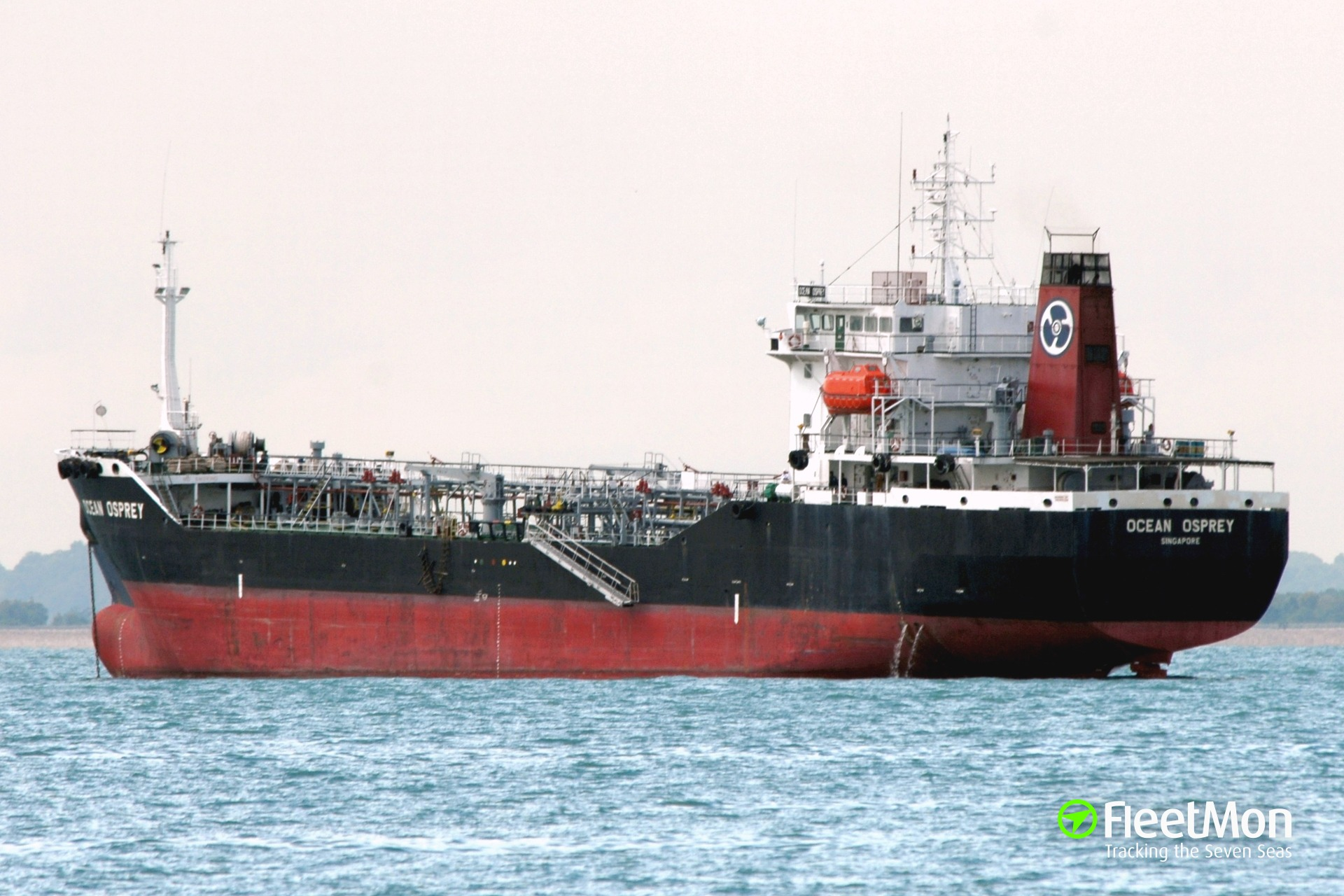 Tanker attacked off Phuket probably mt Ocean Osprey