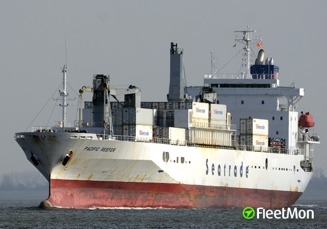 PACIFIC REEFER