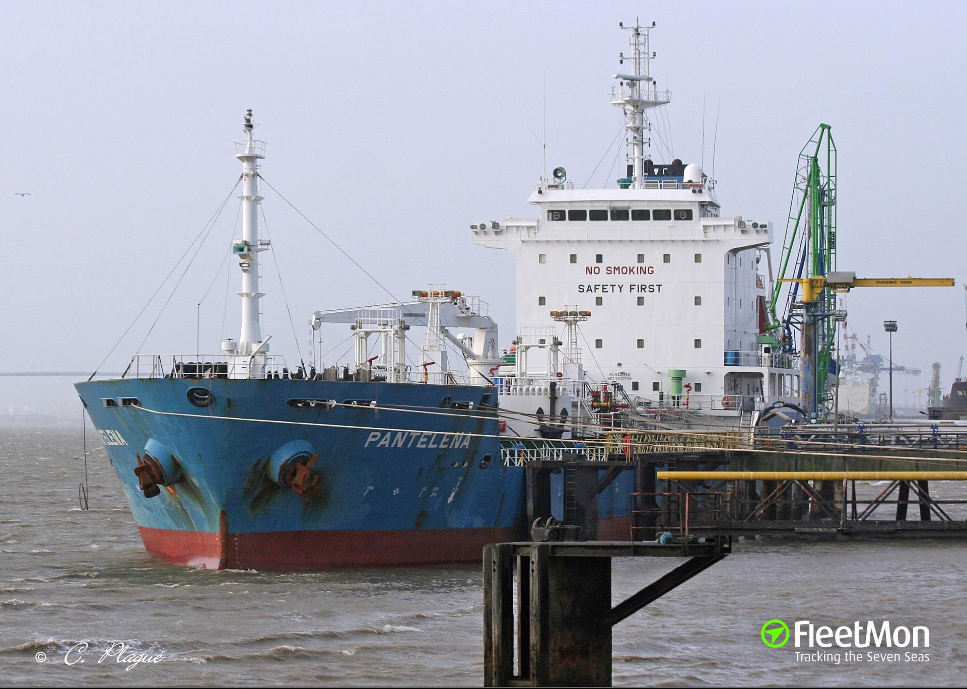 Petroleiro grego temia sequestrado no Golfo da Guiné