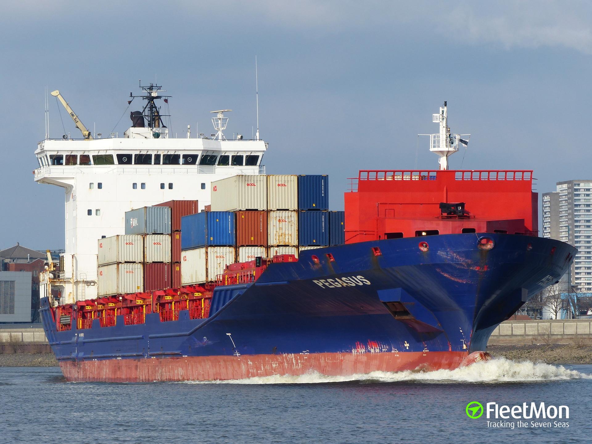 Boxship Pegasus