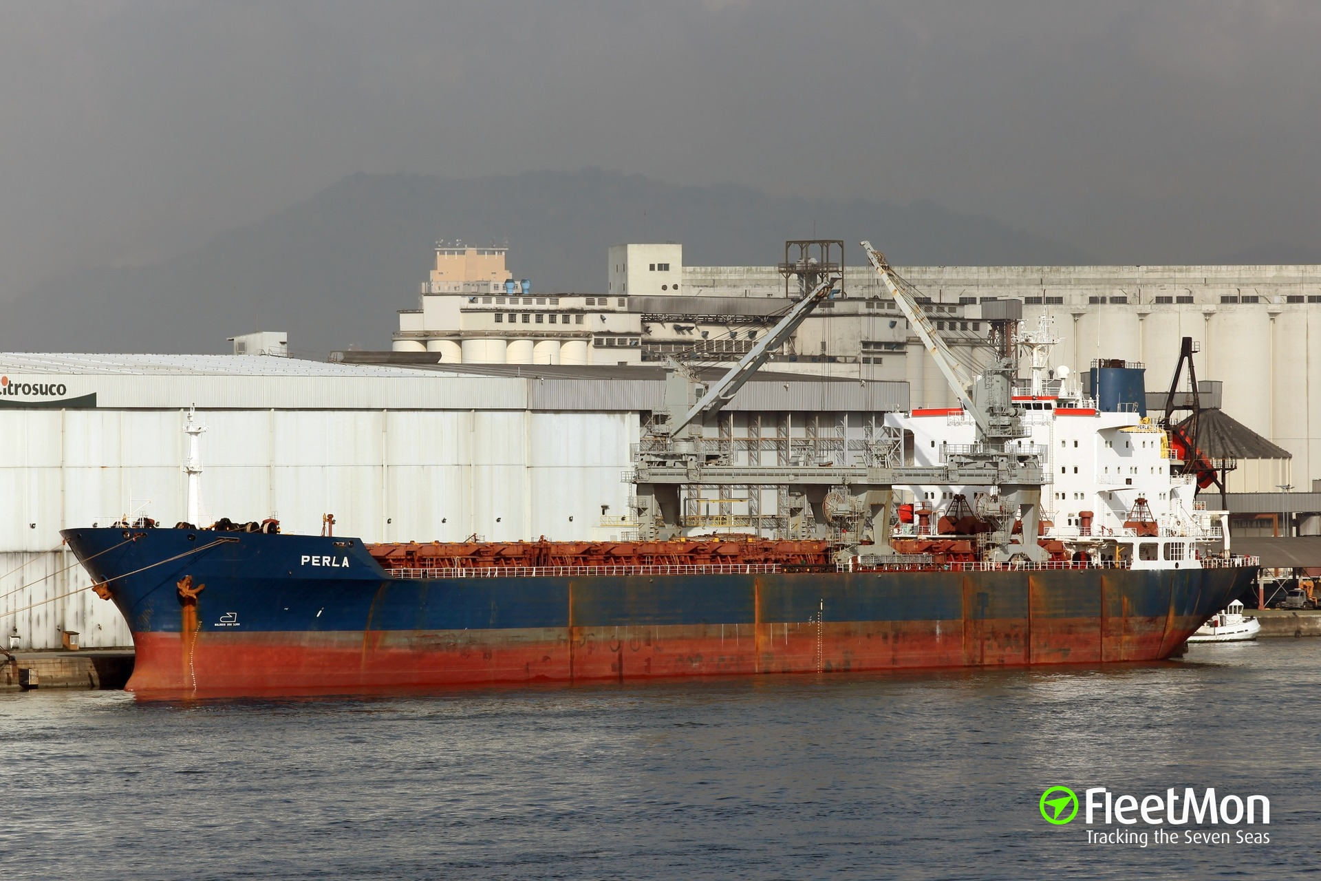 Tanker Perla adrift off Somalia coast after fire, three crew seriously burned in fire