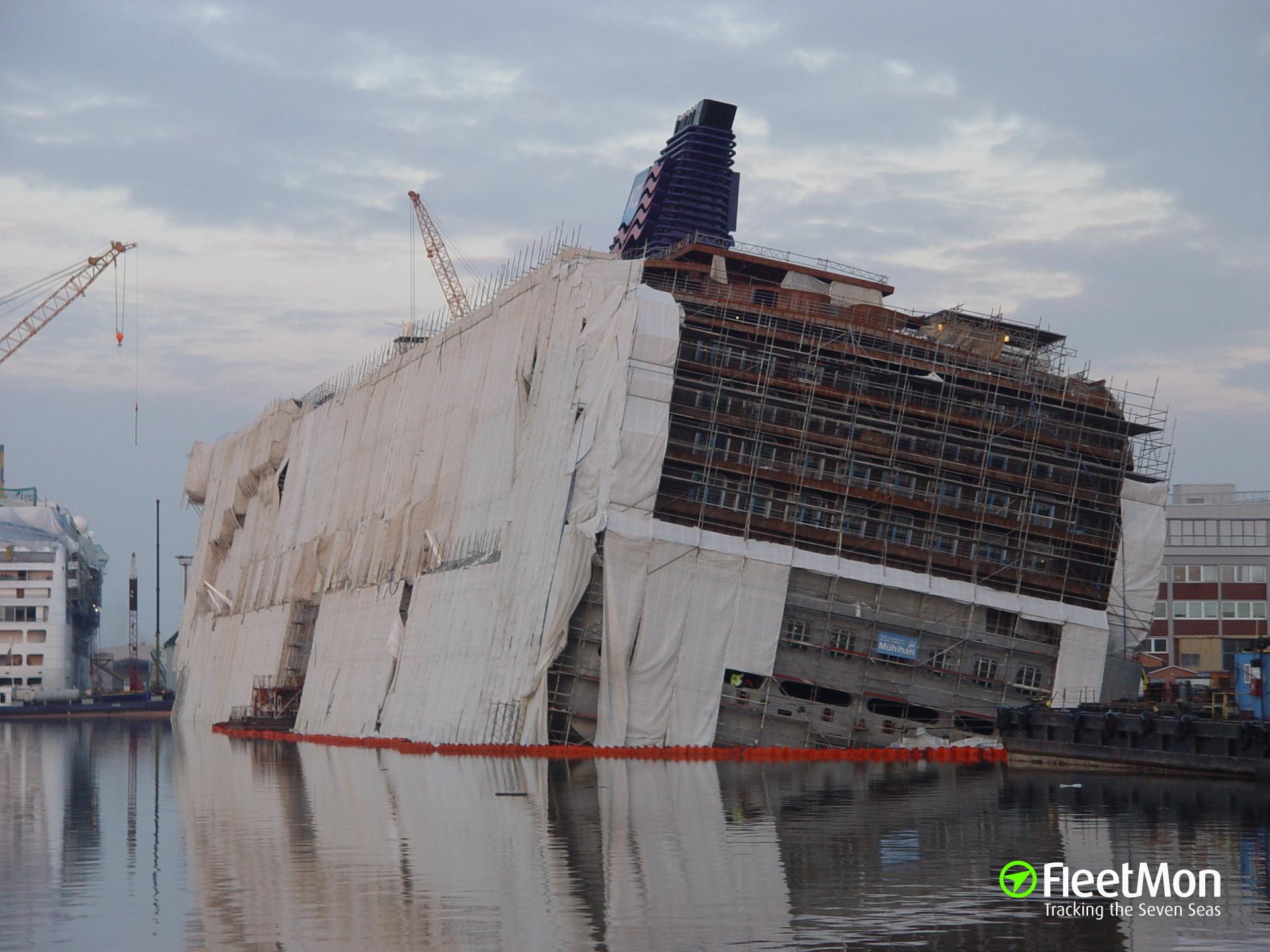 Pride Of America Passenger Ship Imo 9209221